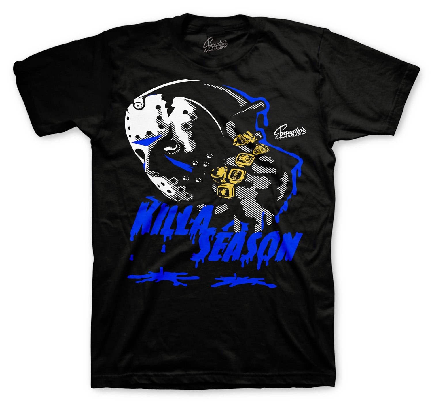 Jordan 12 Game Royal sneakers matching Jordan 12 game royal shirt collection