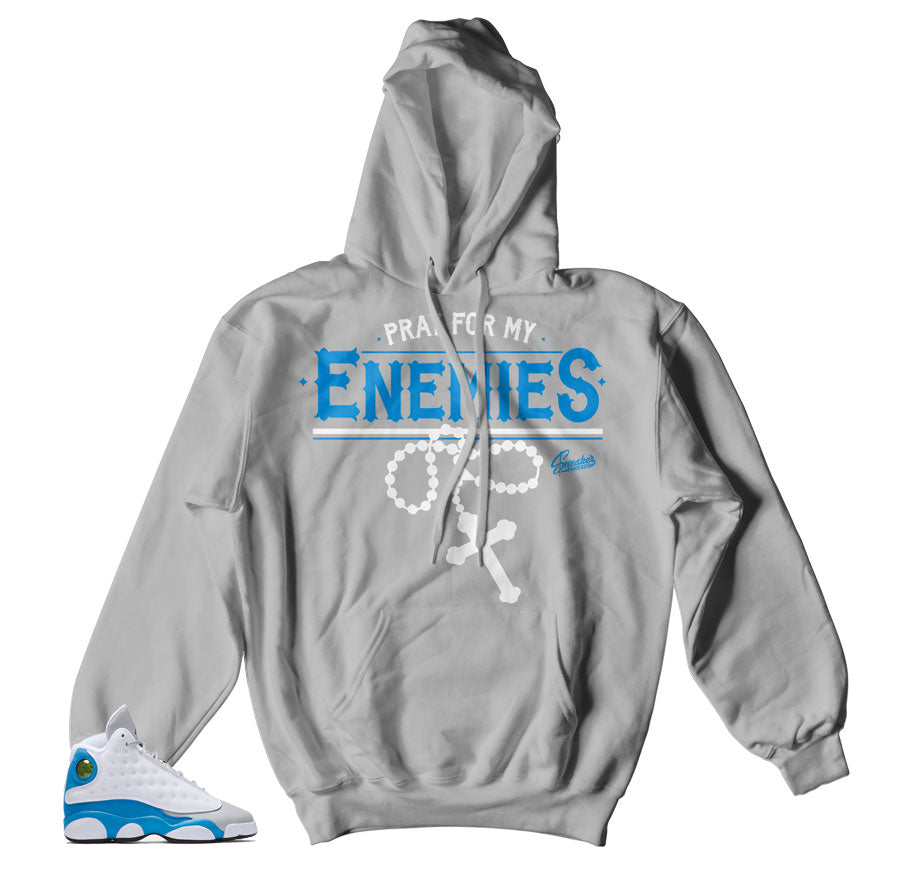 Jordan 13 italy blue sweatshirts match shoes | Official sweaters.