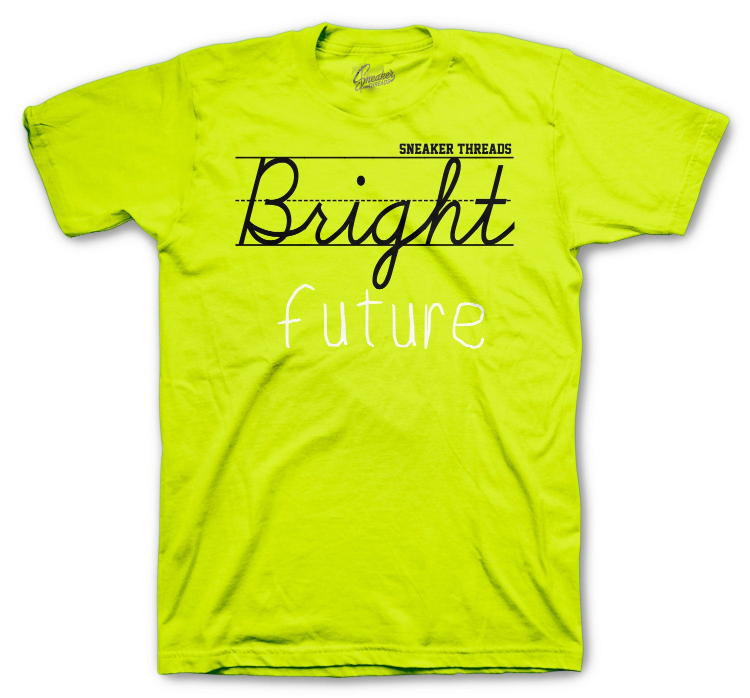 Foamposite Pro Volt Shirt - Bright Future - Volt