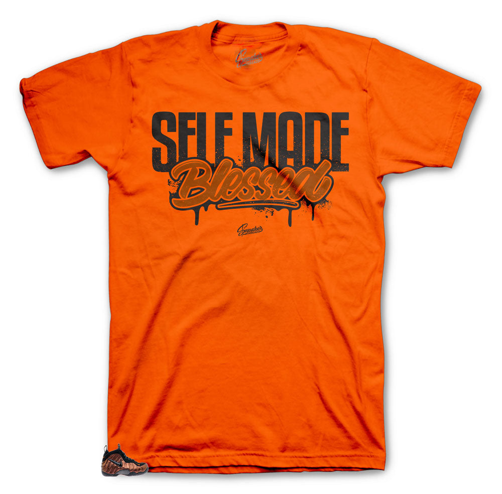Foamposite Hyper Crimson Self Made shirts