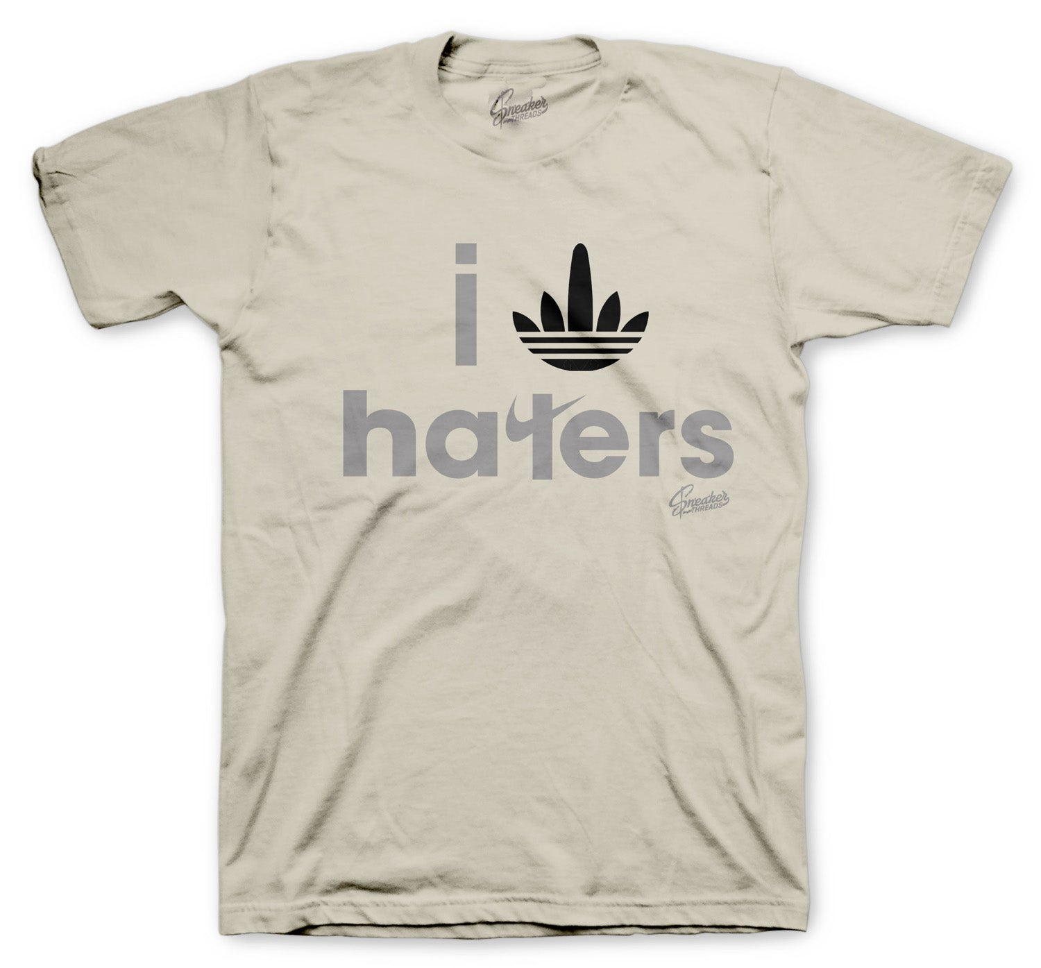 Yeezy Citrin 350 v2 Stripe Haters sneaker shirt