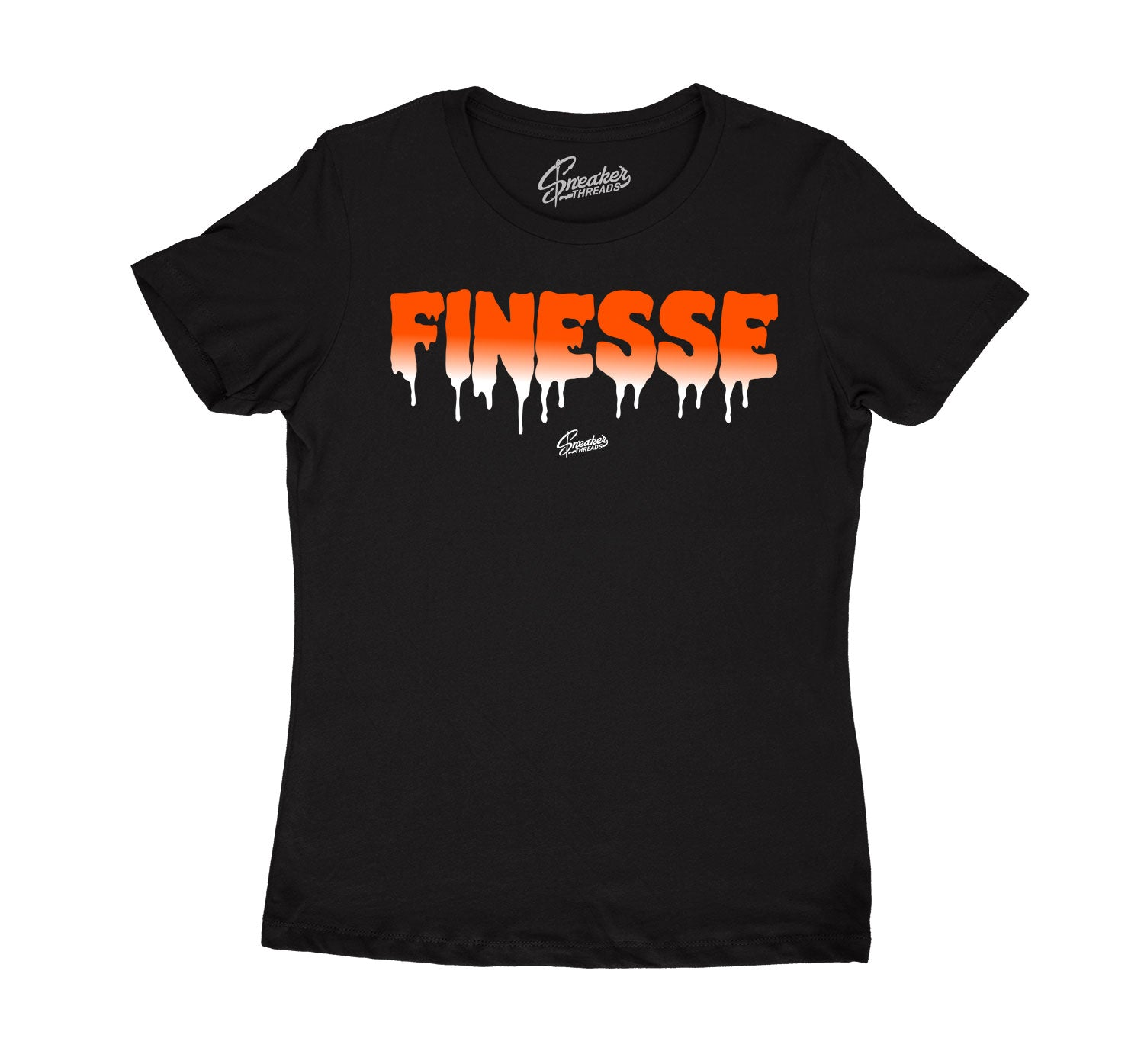 Womens Starfish Shirt - Finesse - Black