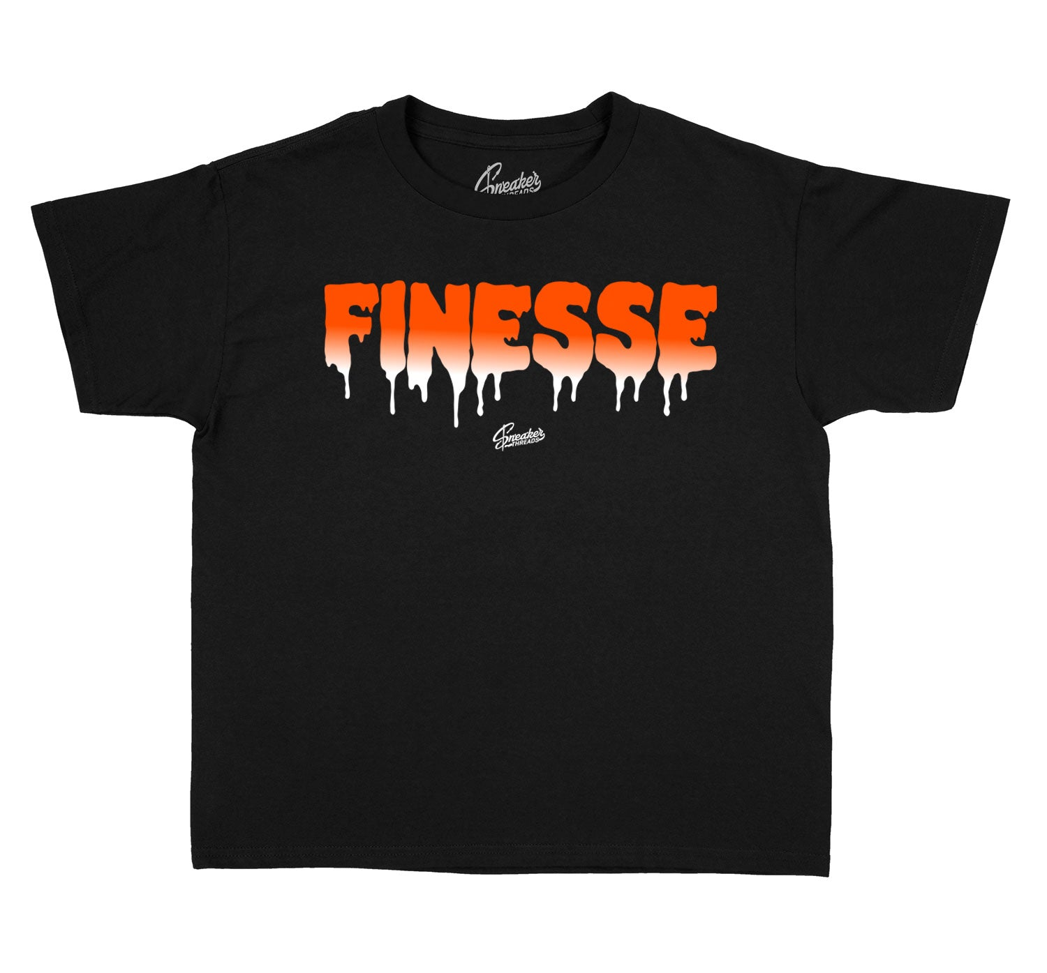 Kids Starfish Shirt - Finesse - Black