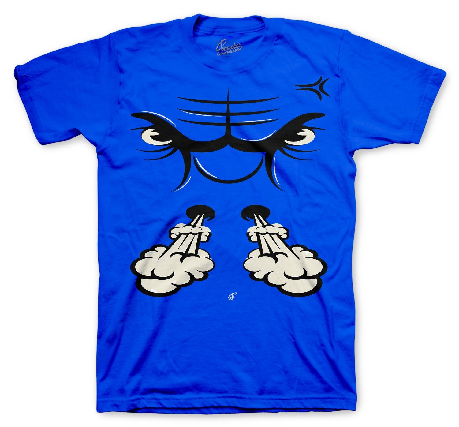 Jordan 9 Racer Blue Sneaker collection matching t shirts.