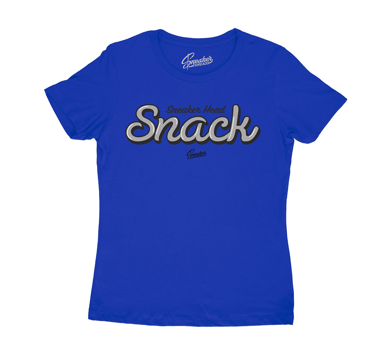 Jordan 12 Game Royal Snack shirts for women