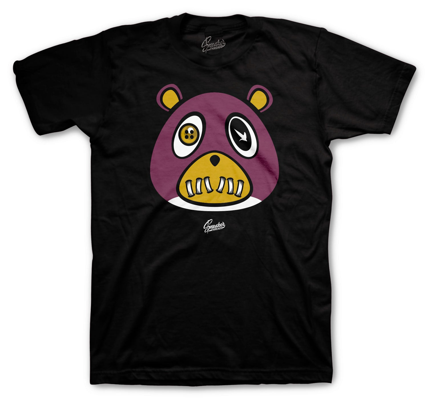 Jordan 6 Singles Day Shirt - ST Bear - Black