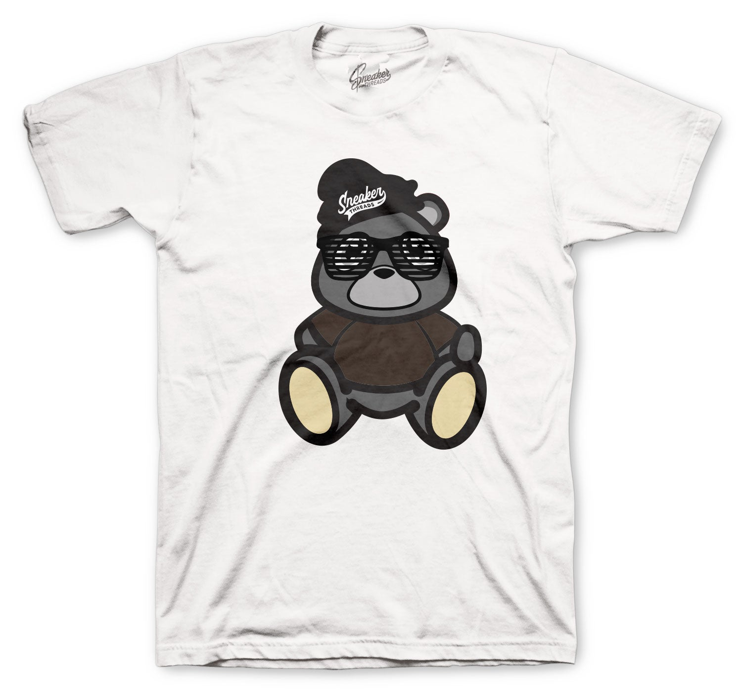 Yeezy Zyon Shirt - Play Bear - White
