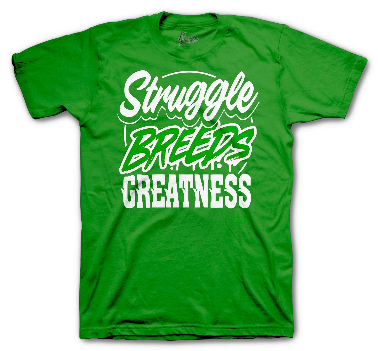 Green Metallic Jordan 4 sneakers match mens shirt collection