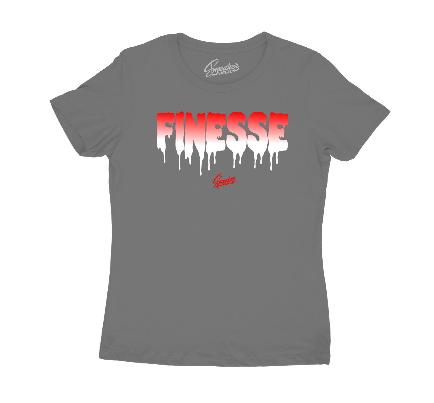 Jordan 12 Dark Grey Finesse Womens sneaker tee