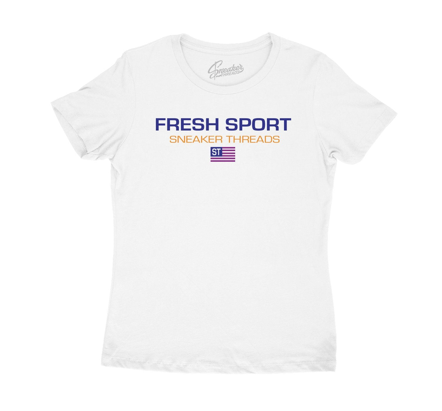 Fresh Polo Sport tee for women to match Jordan 4 Fresh Sport