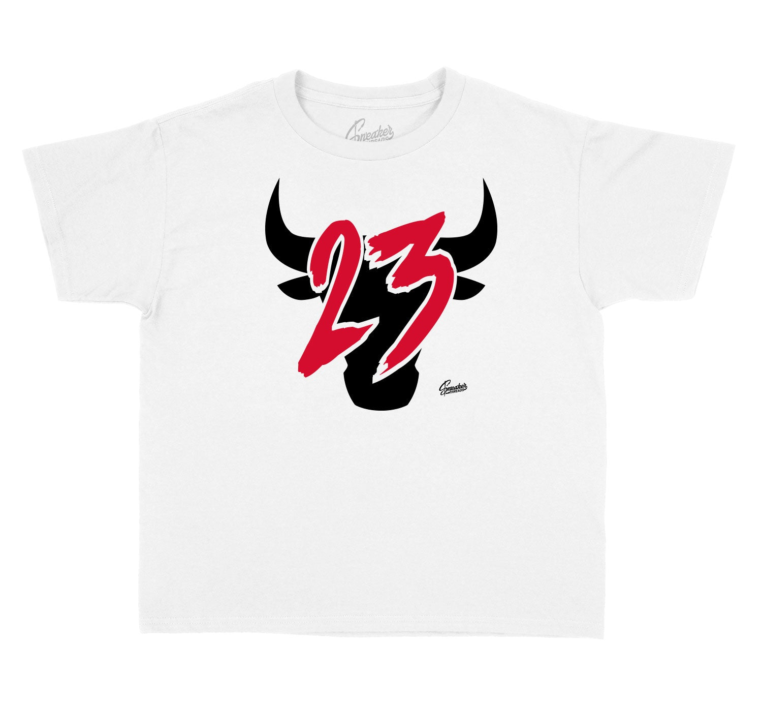 Retro gym red Jordan collection matching kids t shirt collection