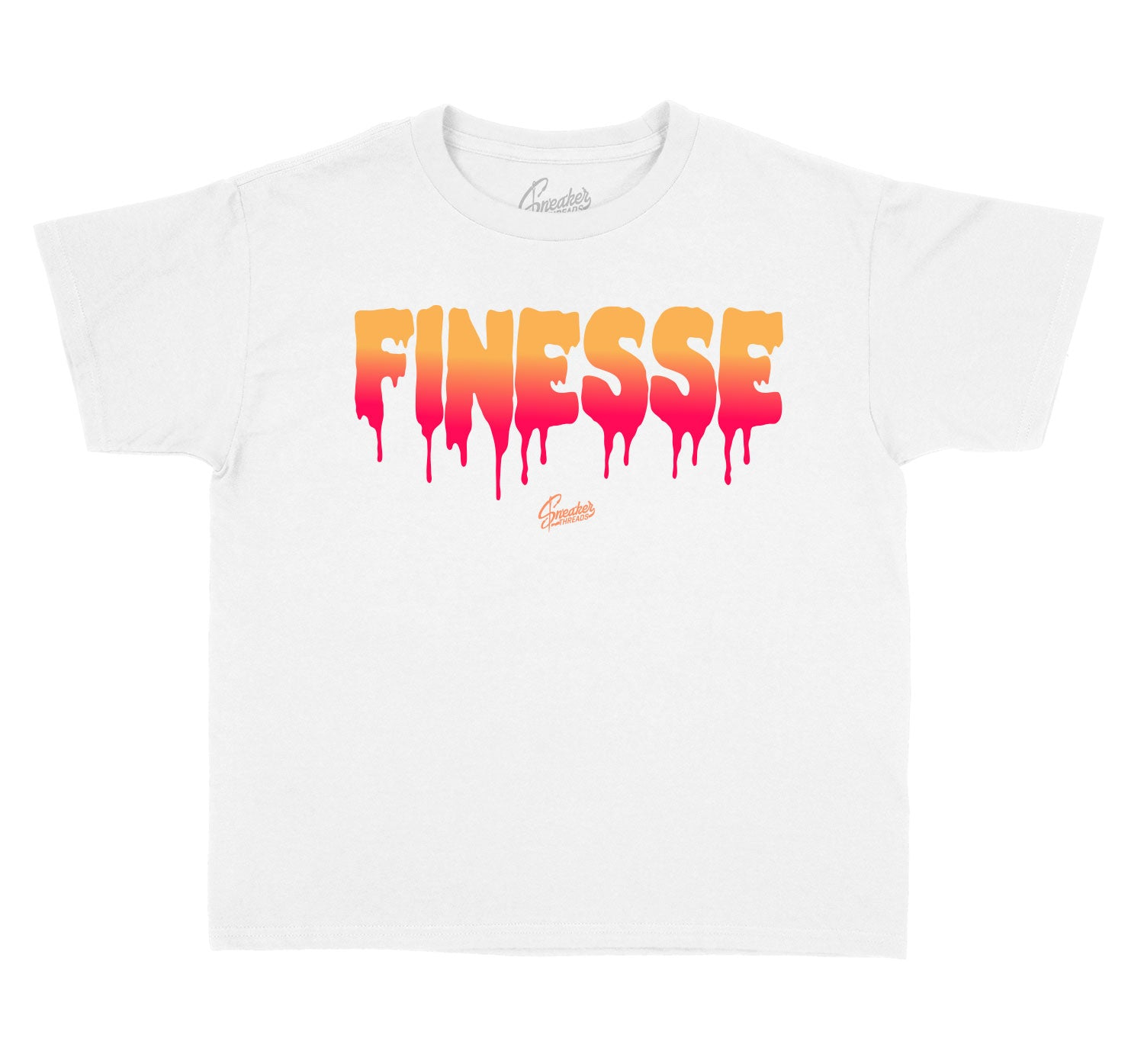 Finesse dopest shirts for kids to match Hot Punch 12's