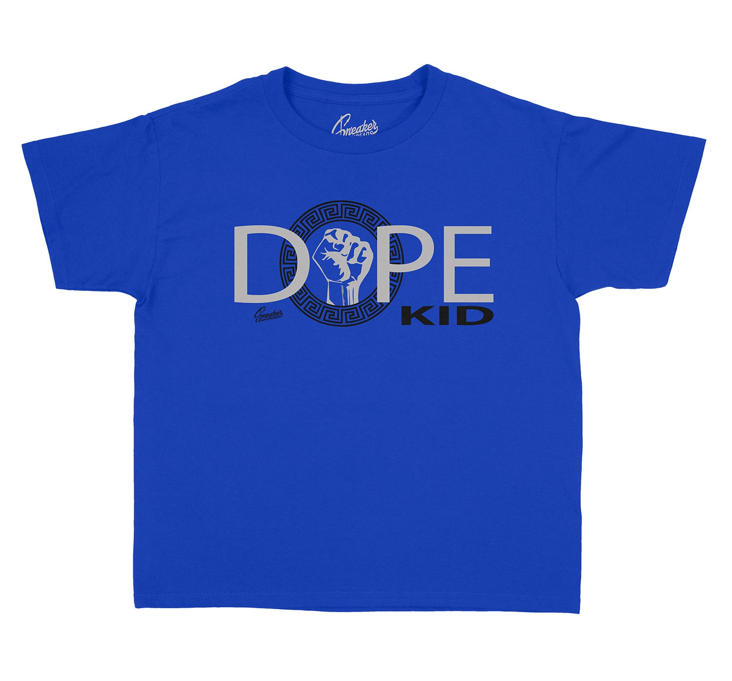 Dopest kids shirts to match Jordan 12 Game Royal