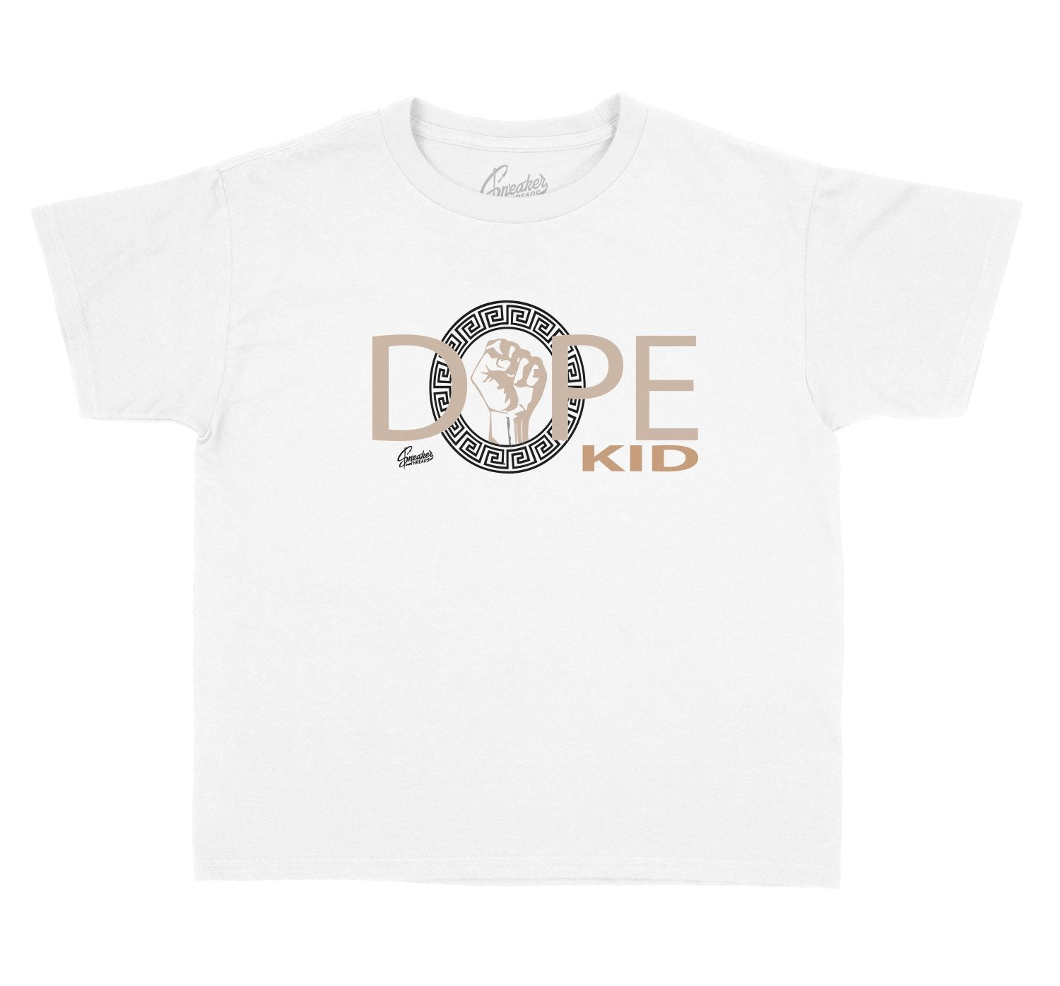 Dopest Kids Shirt to match with Yeezy 500 Stone