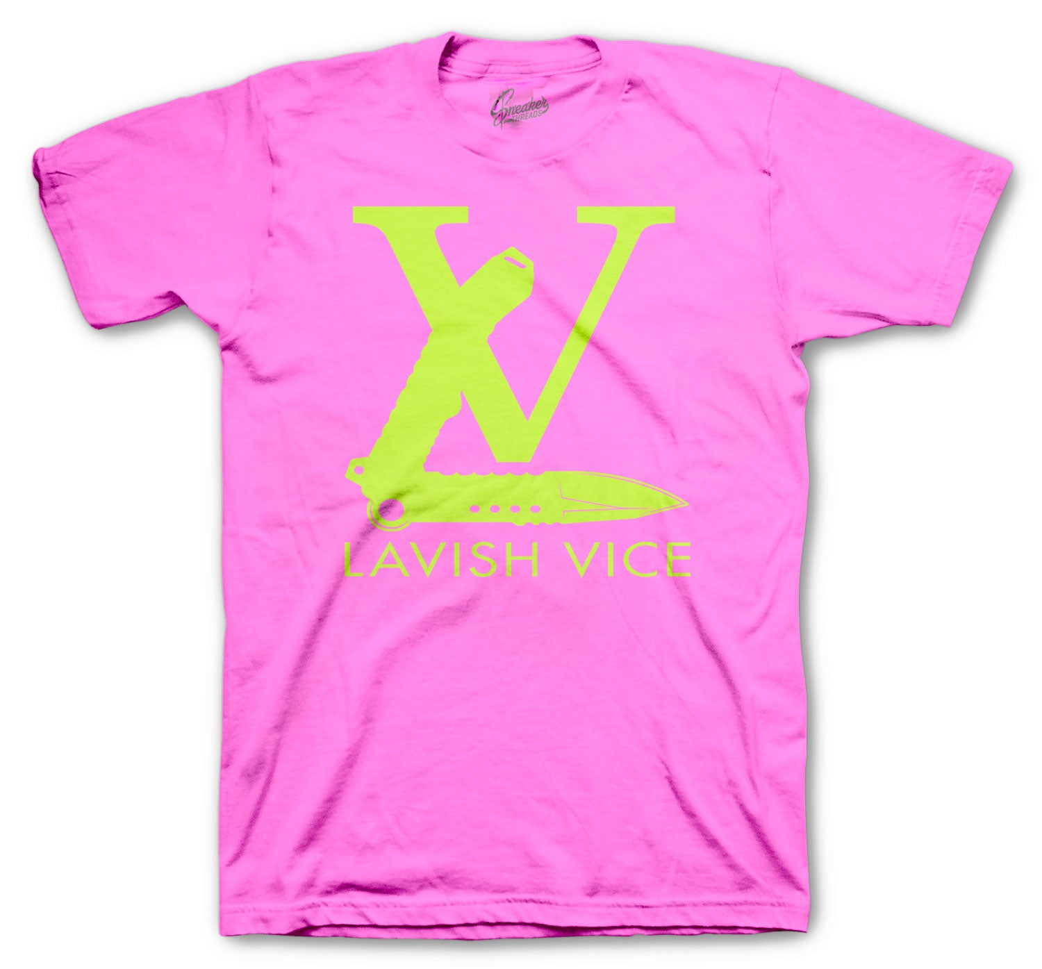 Lemon Venom Jordan 4 sneaker collection matches with mens t shirts