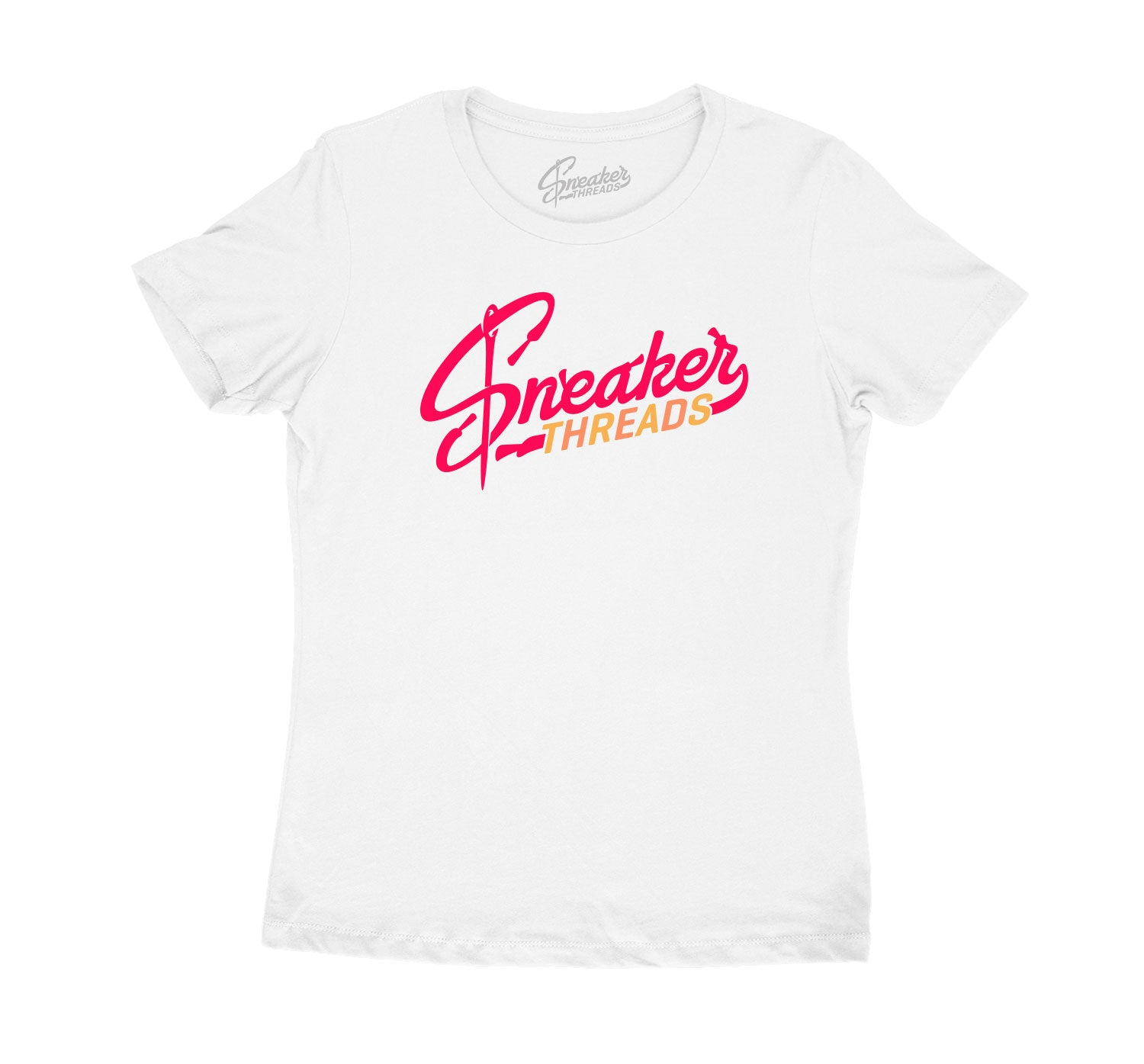 Shirts for women to match Jordan 12 Hot Punch sneakers