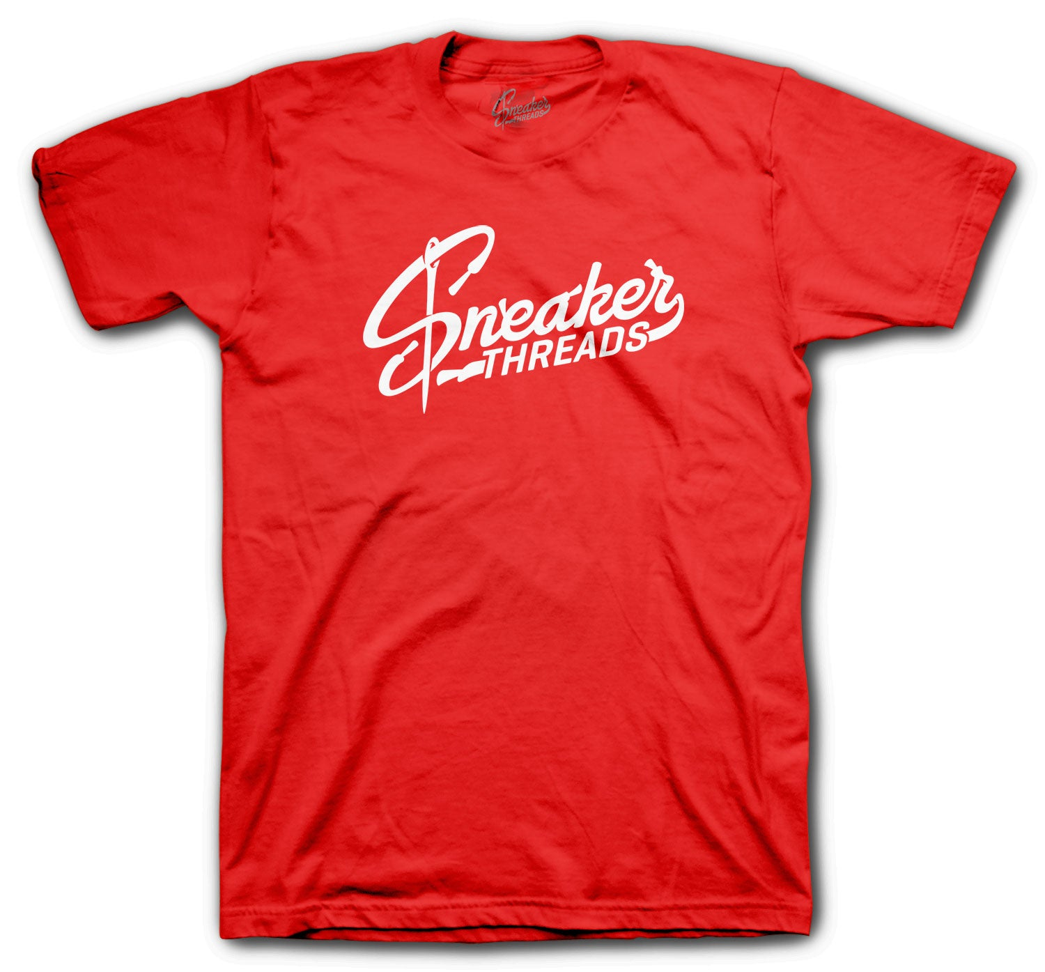 T shirt collection matches with mens sneaker Jordan 4 red metallics