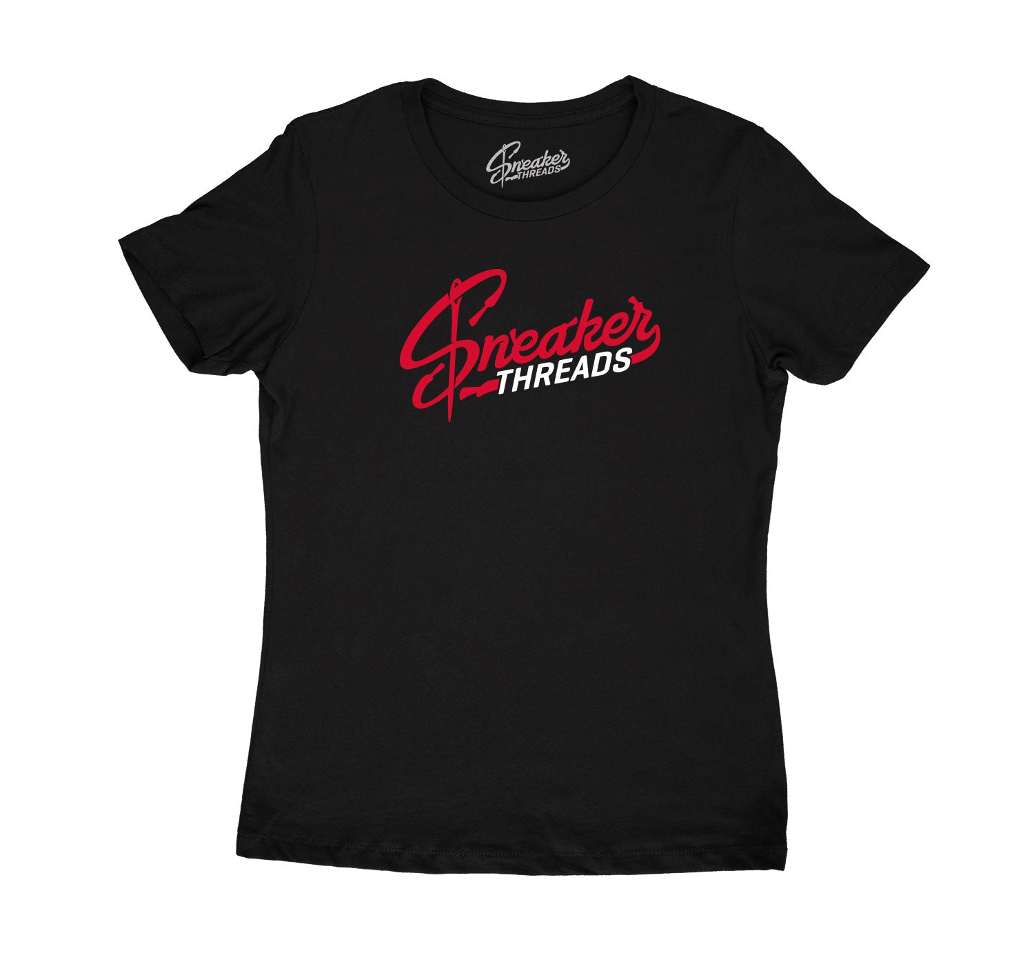 ladies t shirt collection made to match the gym red 9s