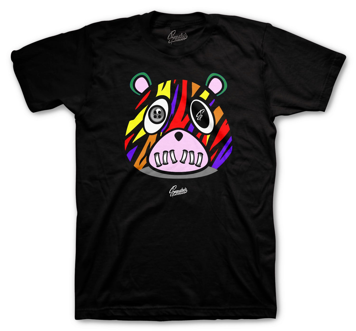 Jordan 1 Balvin Shirt -  ST Bear - Black