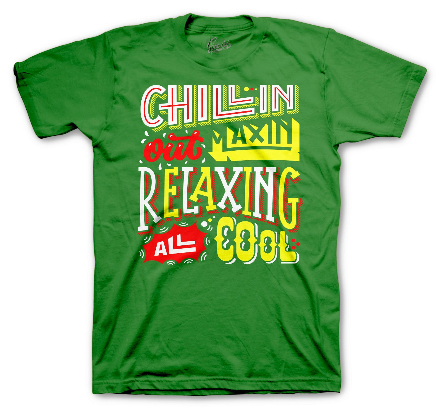 T shirt collection for men designed to match the Jordan 4 rasta sneaker collection