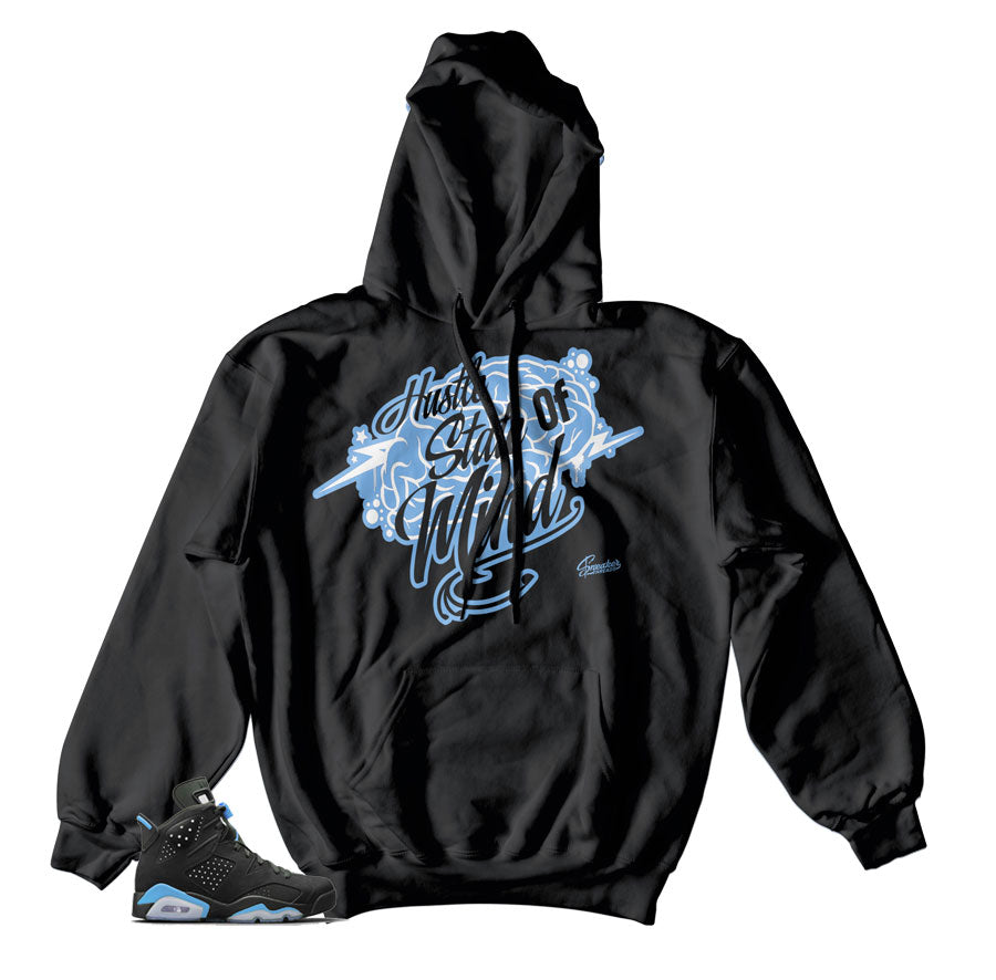 Jordan 6 UNC hoodies match | Official collection of hoody.