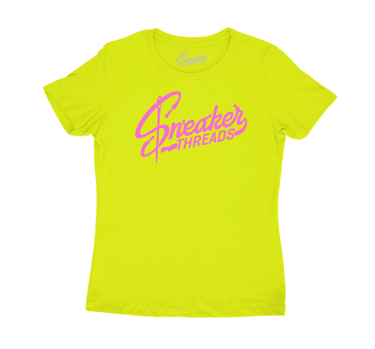 Jordan 4 Lemon Venom sneaker collection matching with  womens t shirt collection