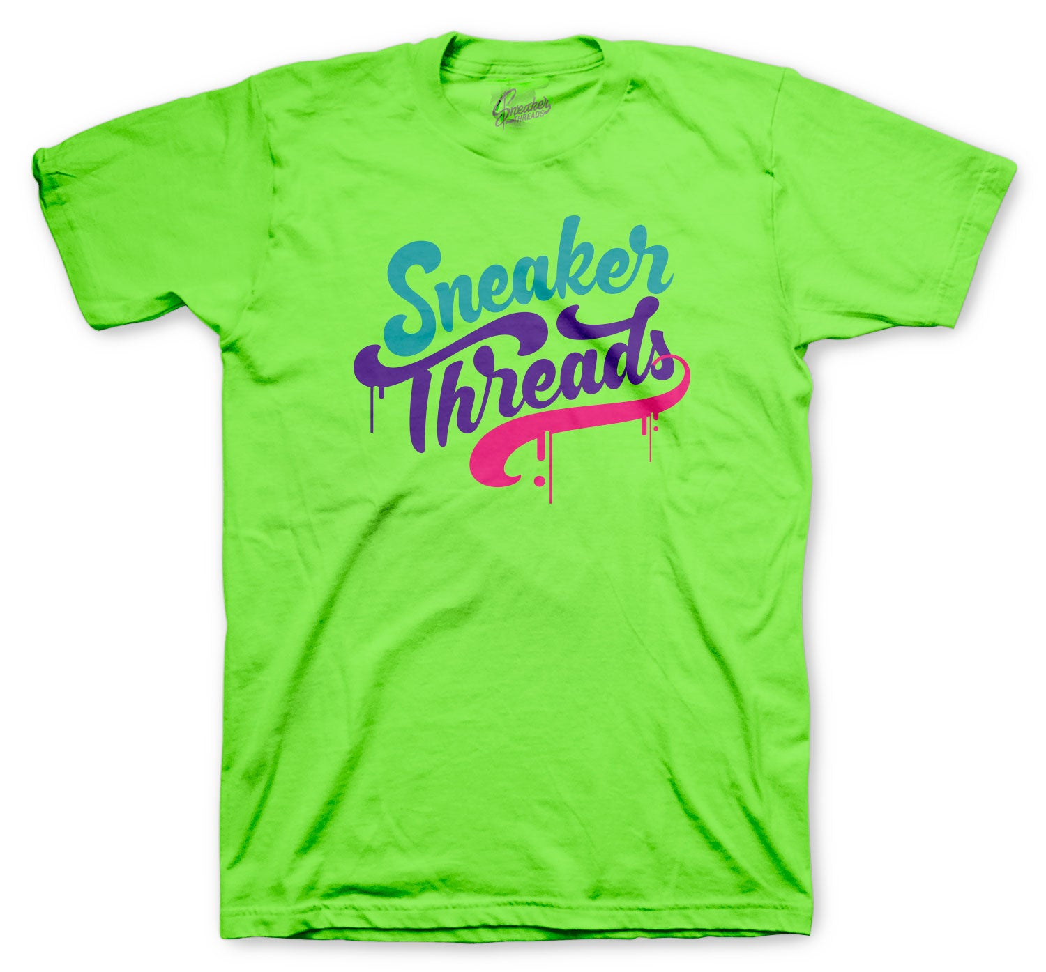 All Star 2020 Swackhammer Shirt  - ST Drip - Neon Green