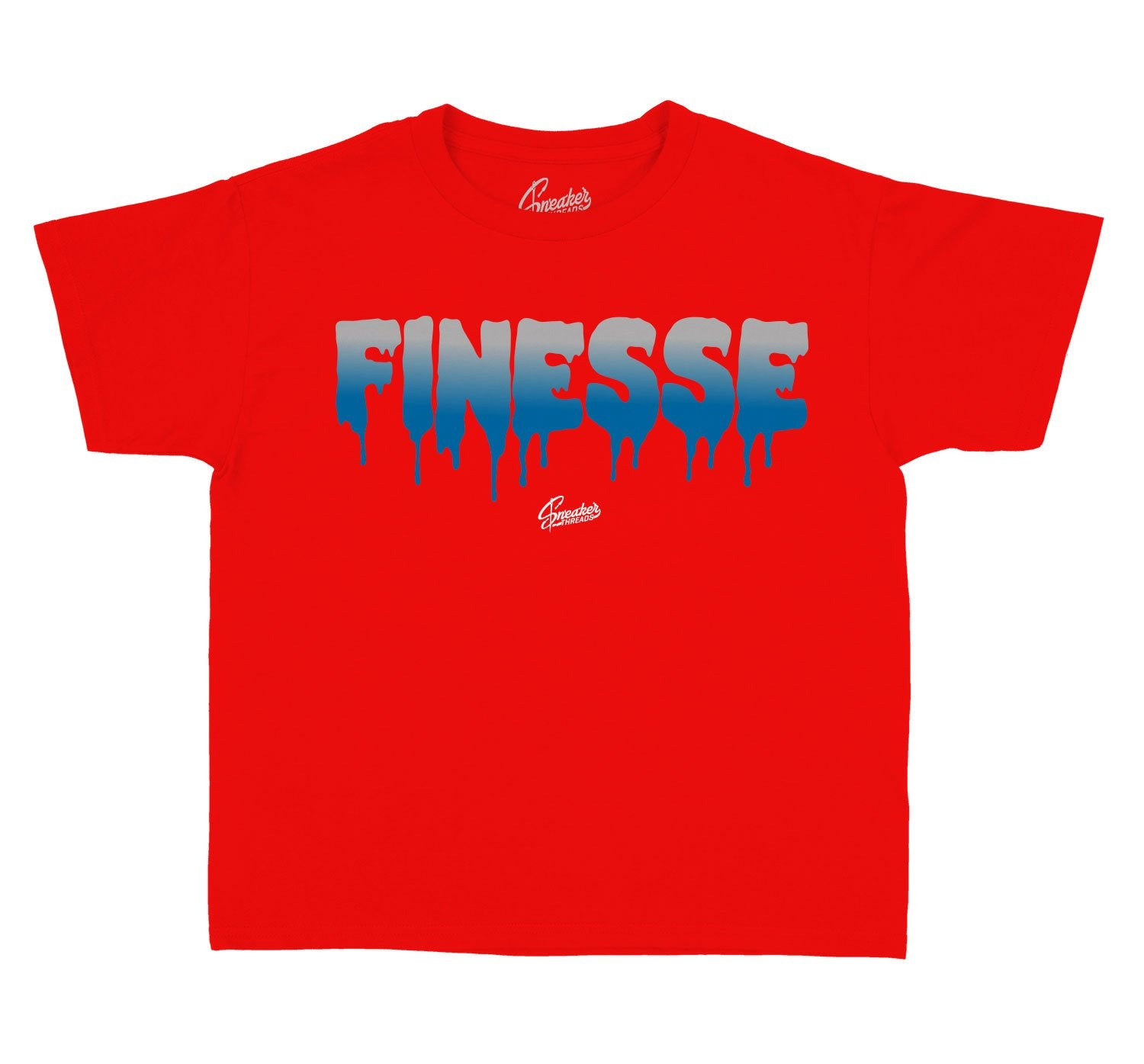Jordan Finesse 4 What The Four Sneaker shirts