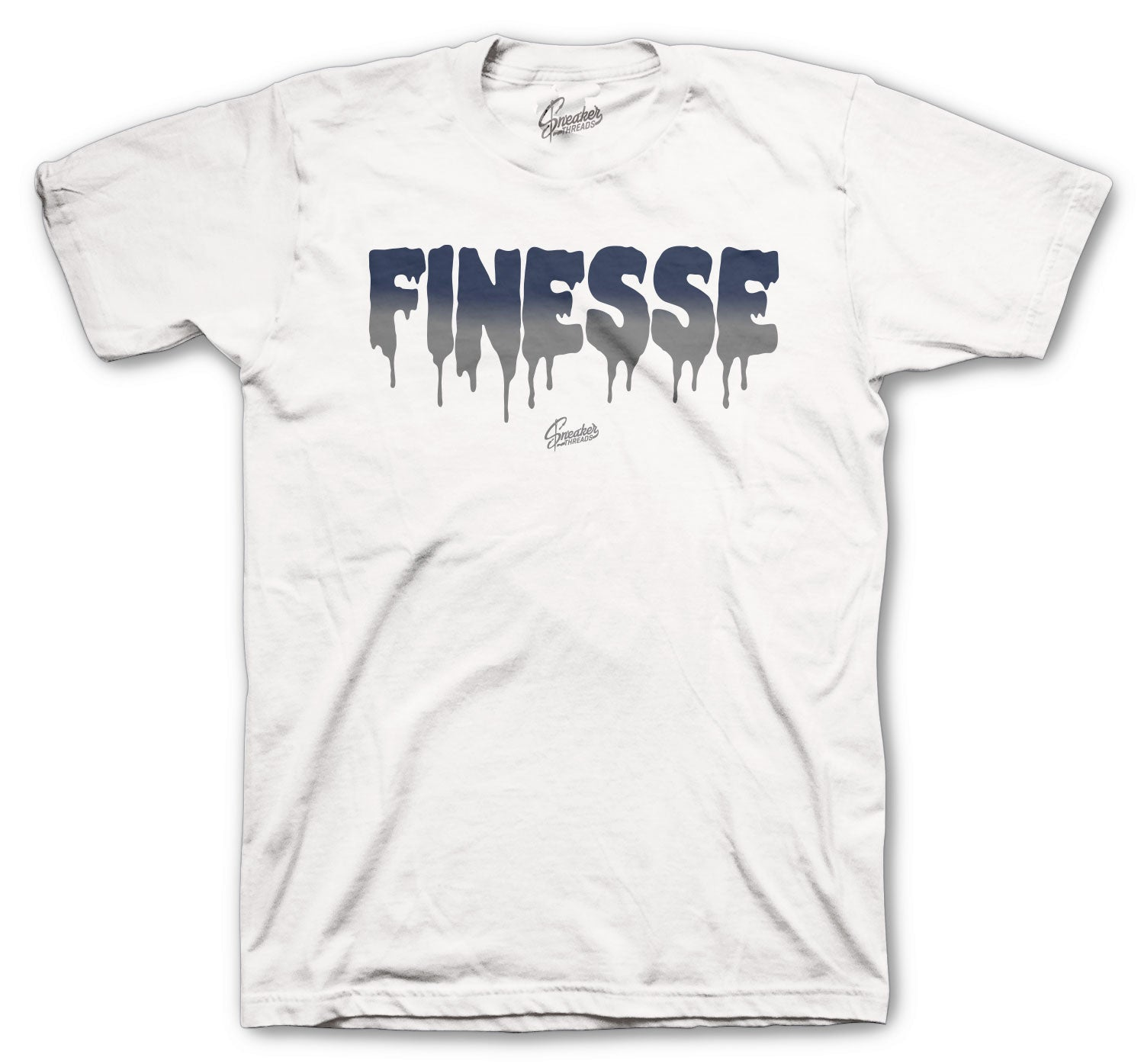 Jordan 13 Flint Shirt - Finesse - White