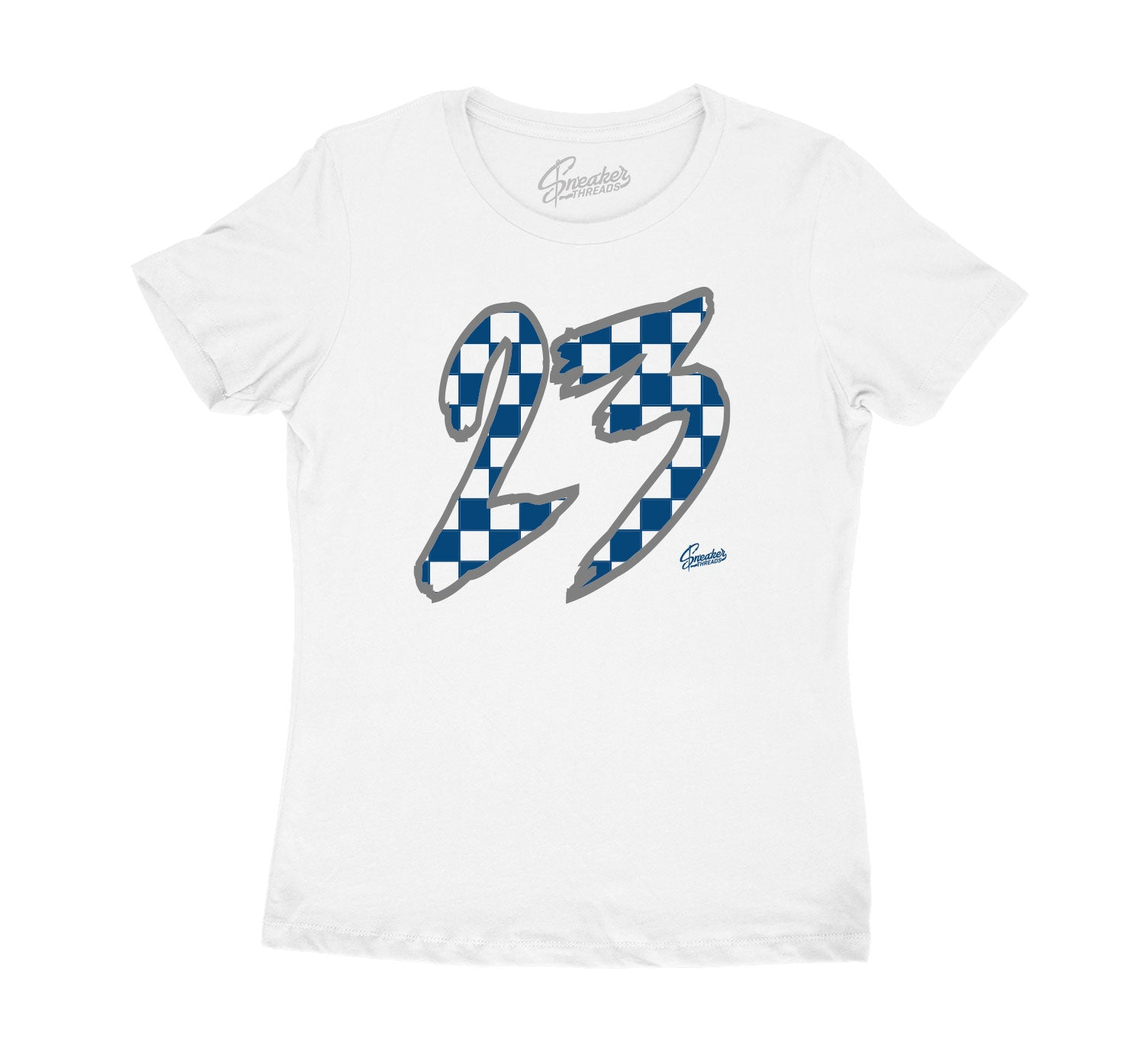 Flint Jordan 13 sneaker collection matches with womens tee collection
