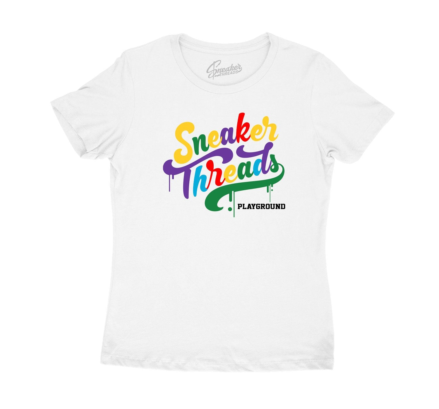 sneaker collection Jordan playground 13s matching womens tees