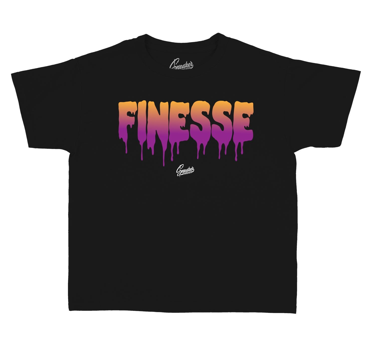 Jordan Finesse for kids to wear with Rush Violet 4's