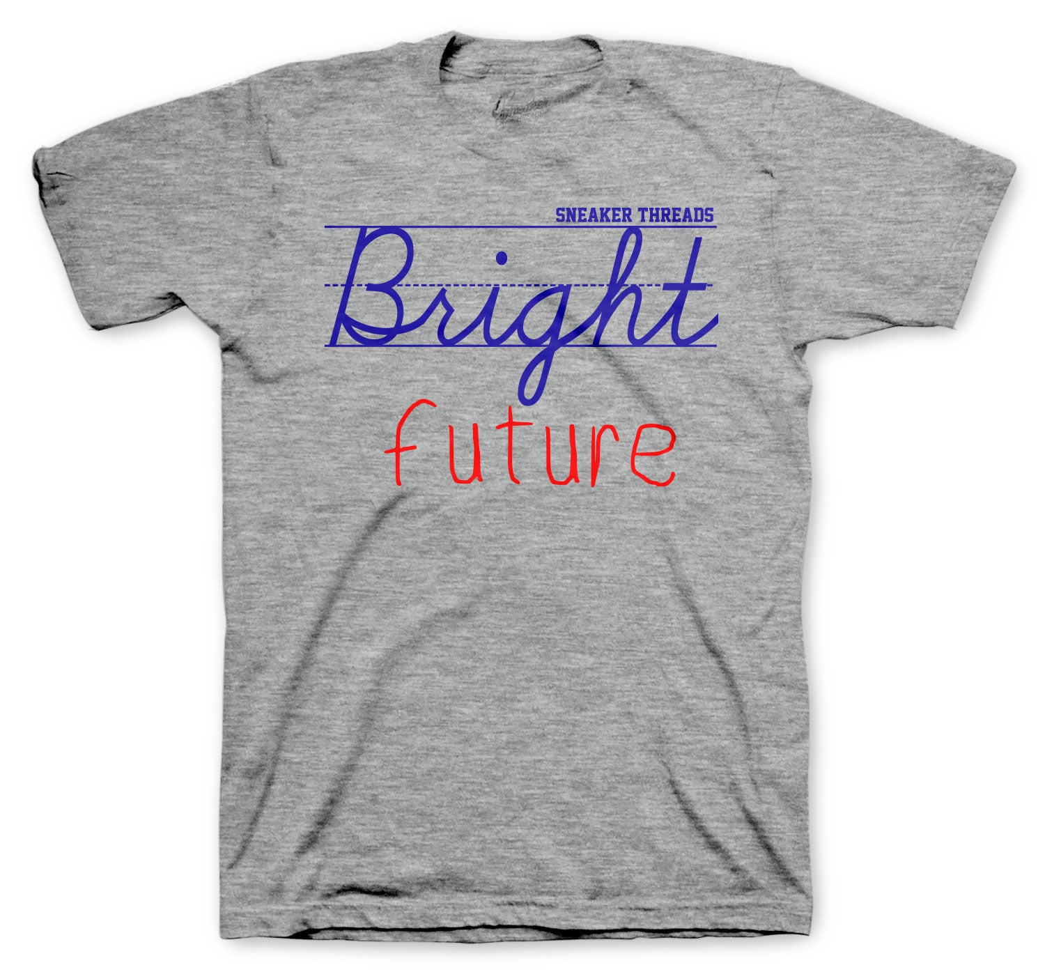 All Star 2020 Tune Squad Shirt  - Bright Future - Heather Grey