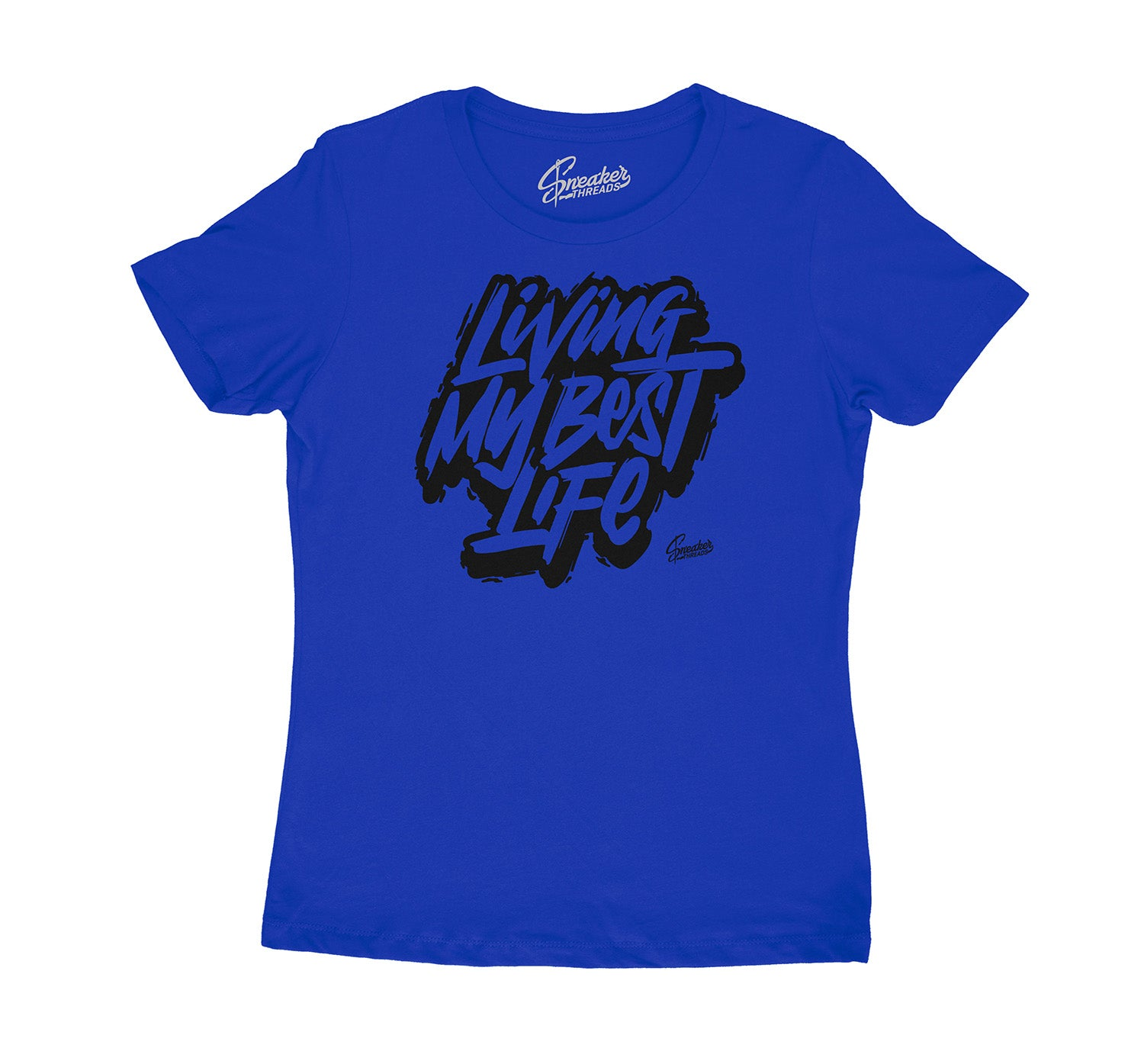 Royal Game 12's Living My Best Life shirt for men