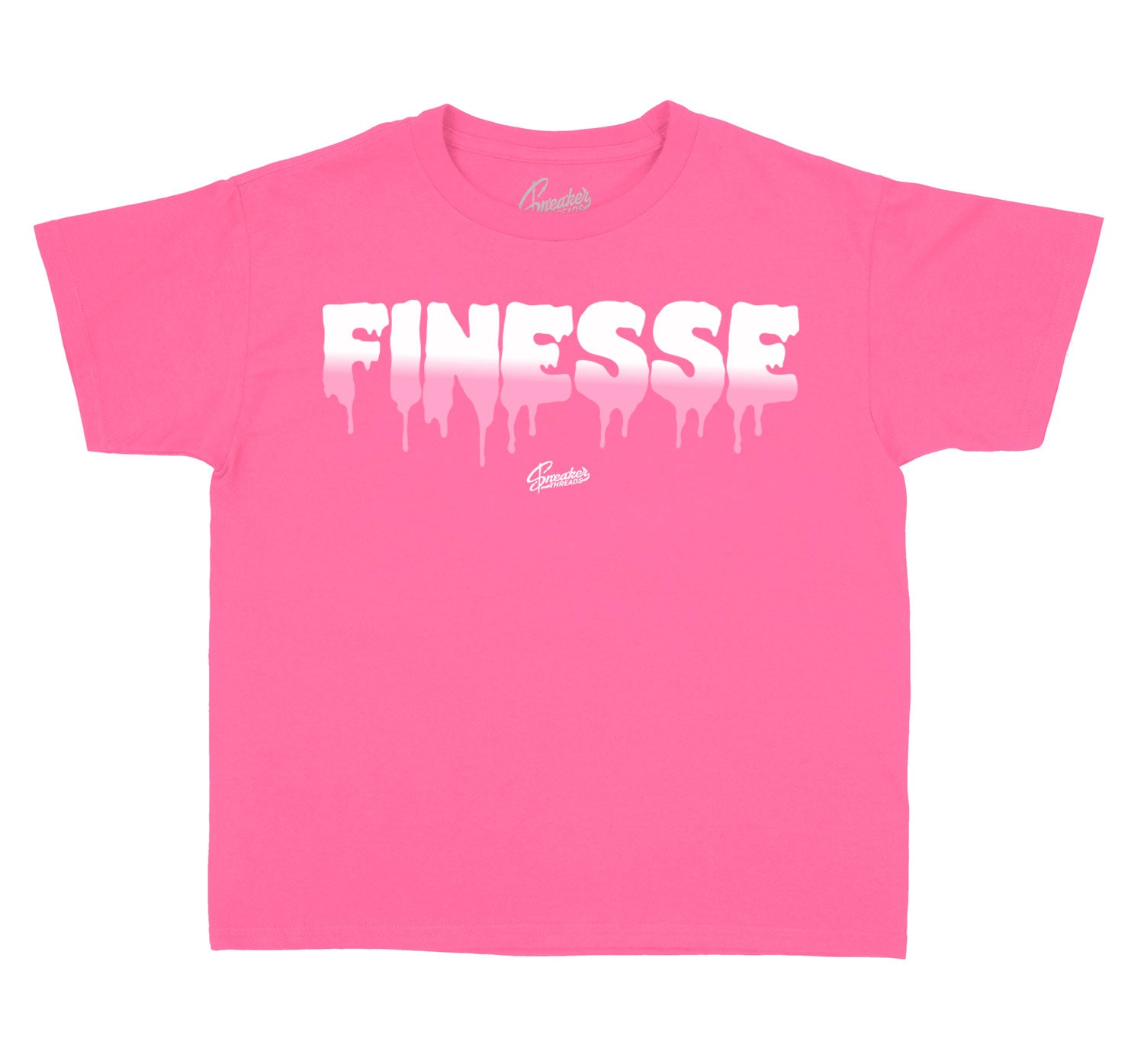 Kids Ice Cream 12 Shirt - Finesse - Pink