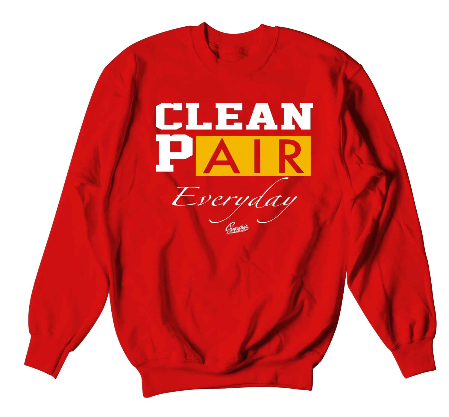 All Star 2020 Trophies Sweater  - Everyday - Red