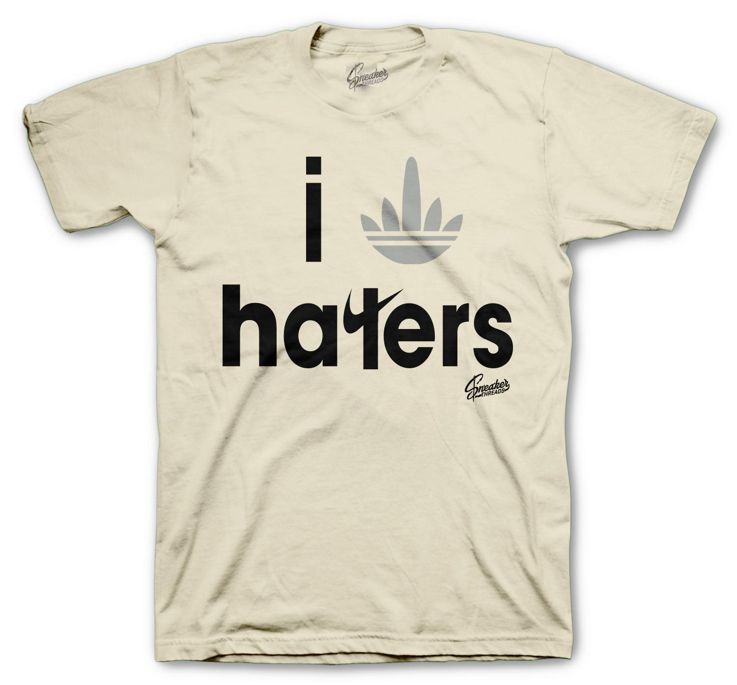 Yeezy Natural Shirt - I Stripe Haters - Natural
