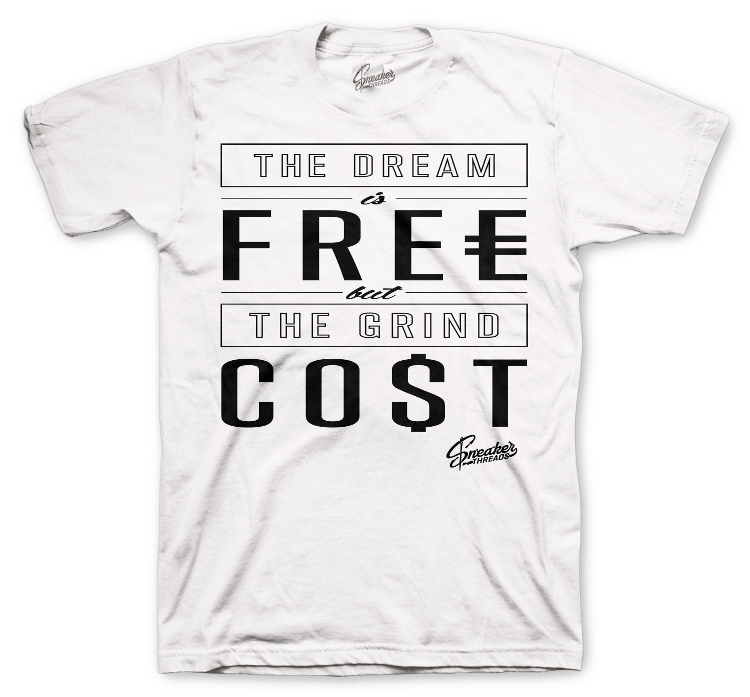 Foam Pro White/Black Shirt - Cost - White