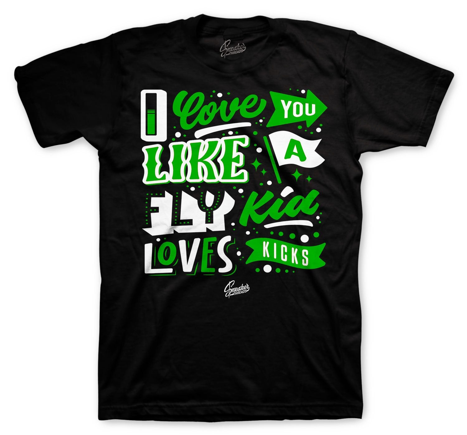 t shirt collection has matching sneaker collection Jordan 1 pine green