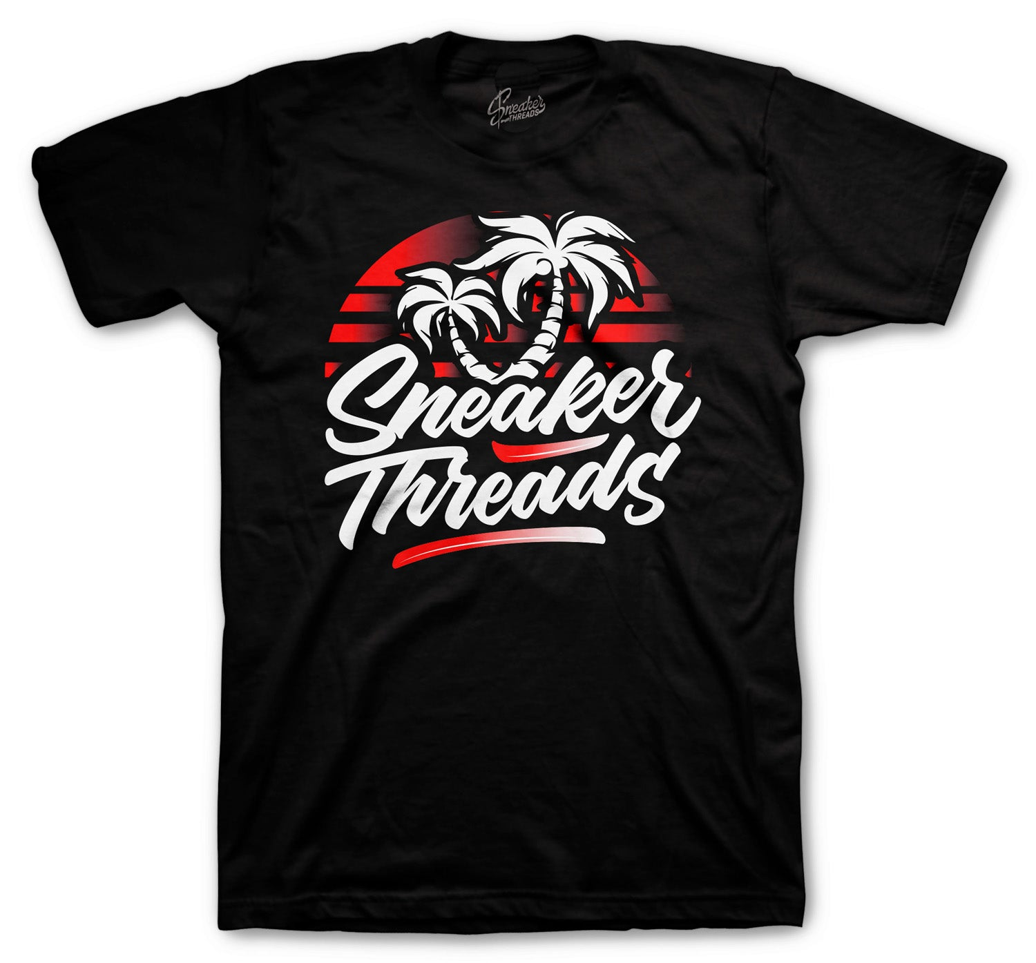 Sneakershirts for summer to match Jordan 11 Bred