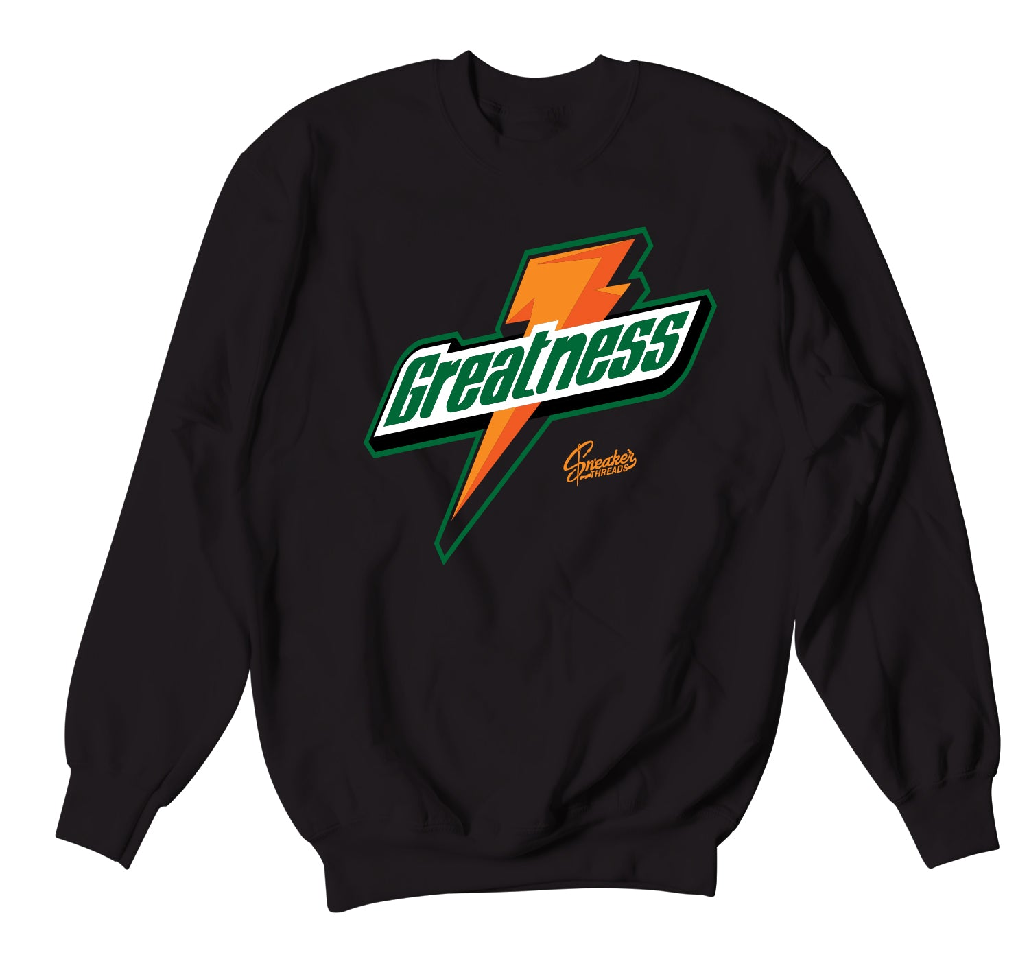 All Star 2020 PG 4 Sweater  - Greatness - Black