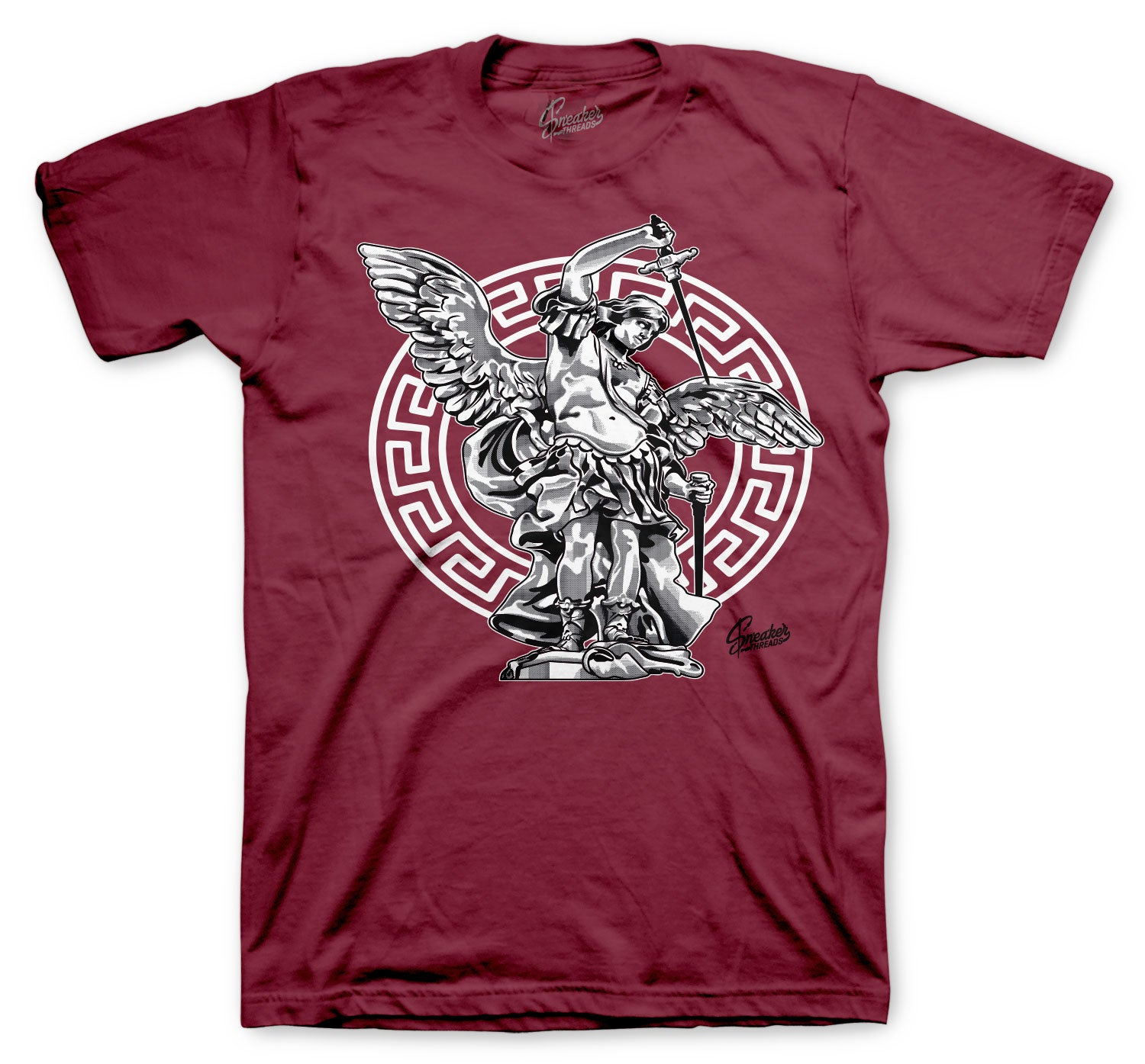Jordan 6 Singles Day Shirt - Saint Michael - Maroon