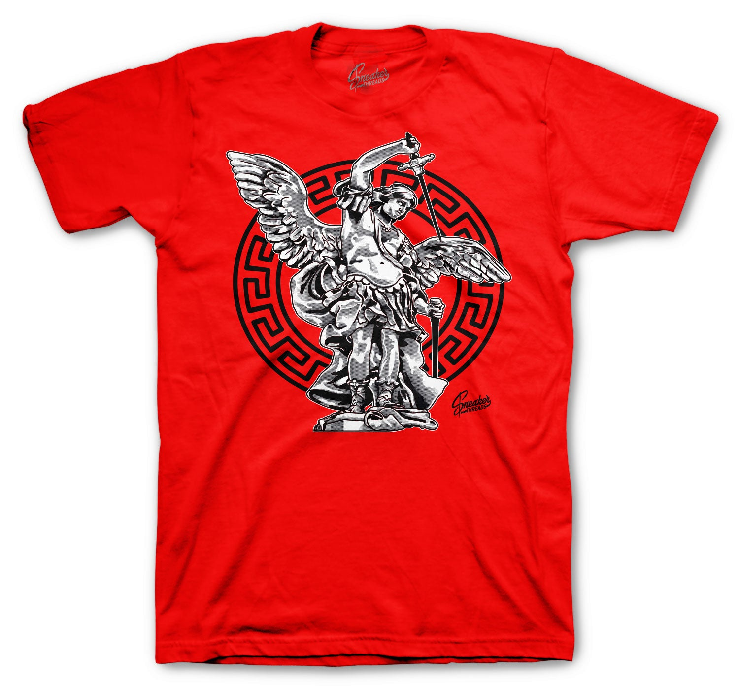Yeezy Bred 350 Shirt - St. Michael - Red