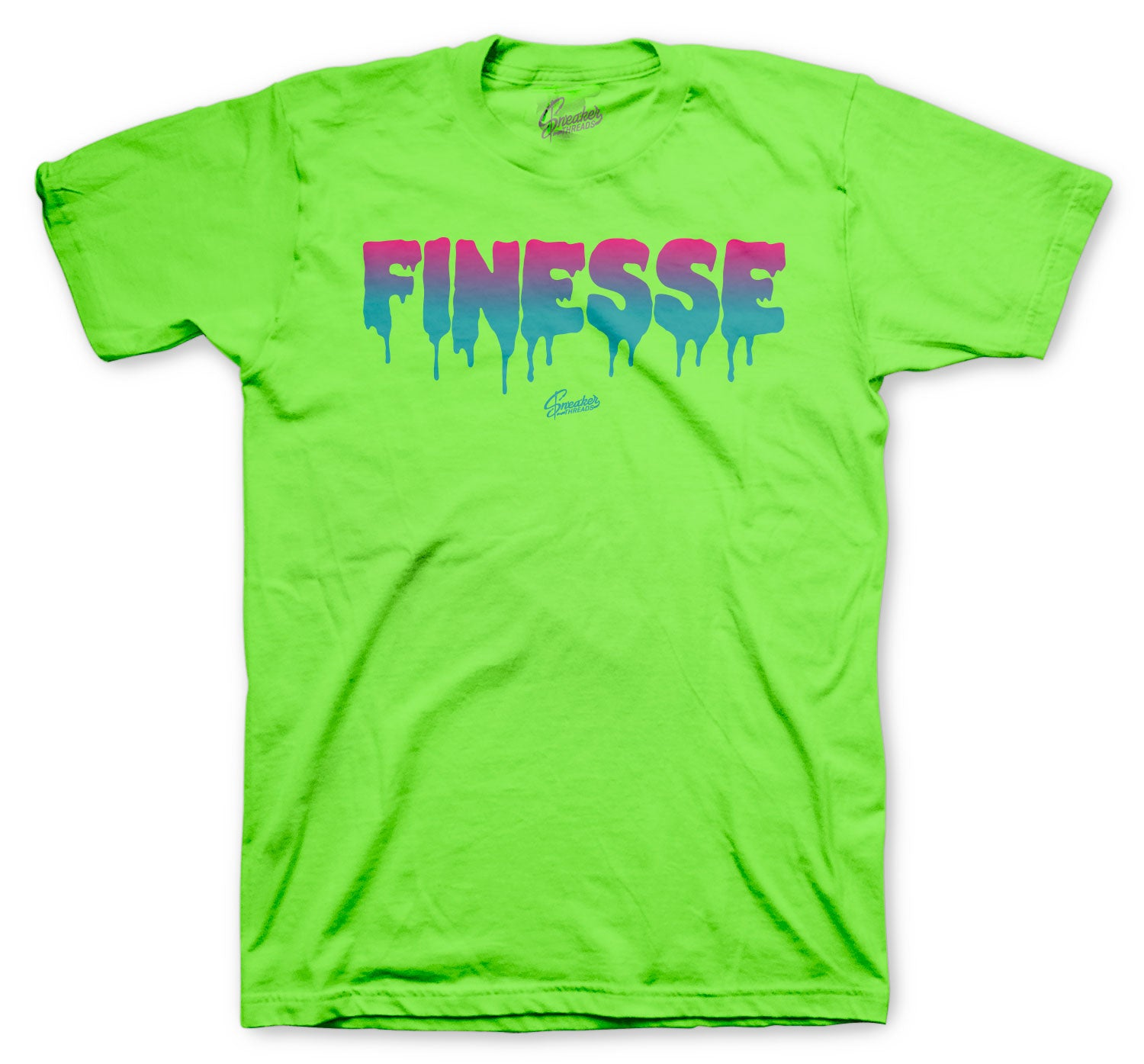 All Star 2020 Swackhammer Shirt  - Finesse - Neon Green