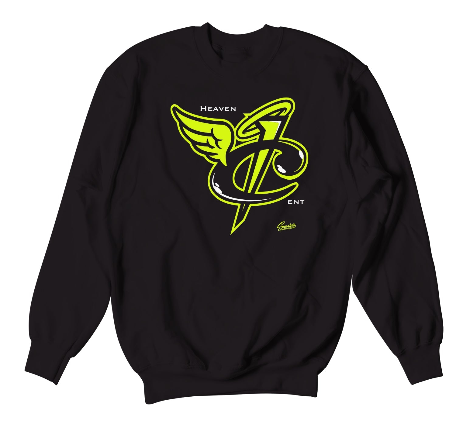 Foamposite Pro Volt Sweater - Heaven Cent - Black