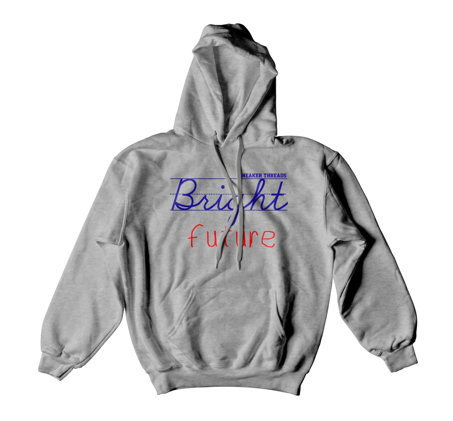 All Star 2020 Tune Squad Hoody  - Bright Future - Heather Grey