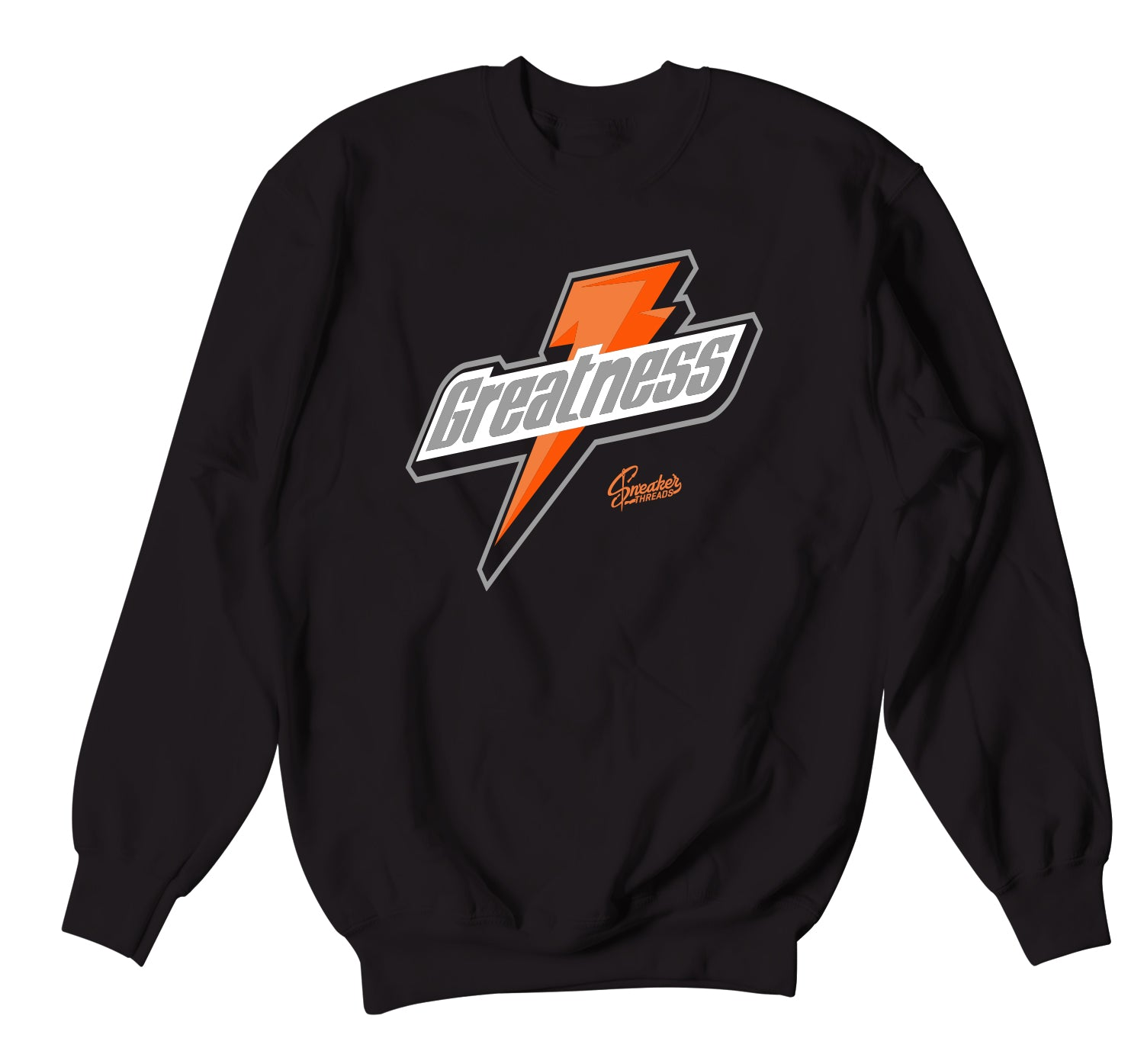 Jordan Starfish Sweater - Greatness - Black