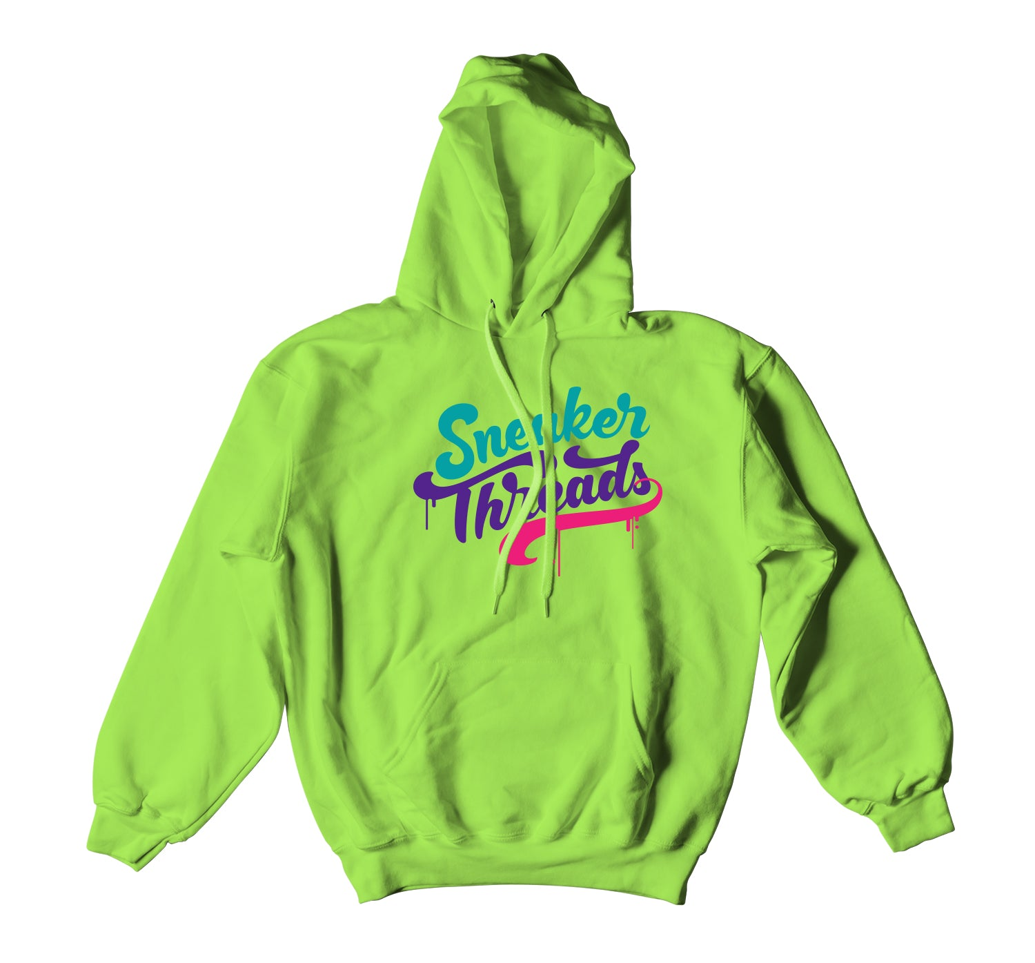All Star 2020 Swackhammer Hoody  - ST Drip - Neon Green