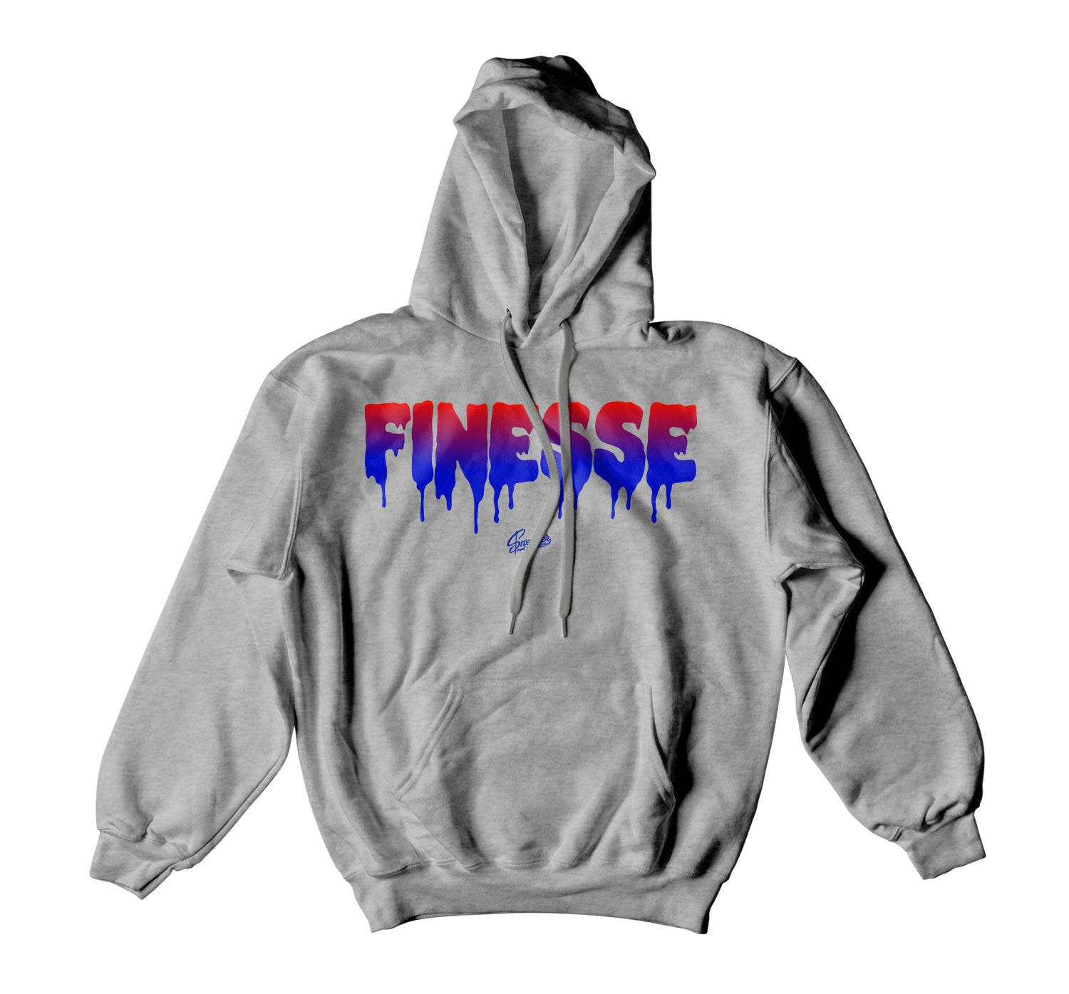 All Star 2020 Tune Squad Hoody  - Finesse - Heather Grey