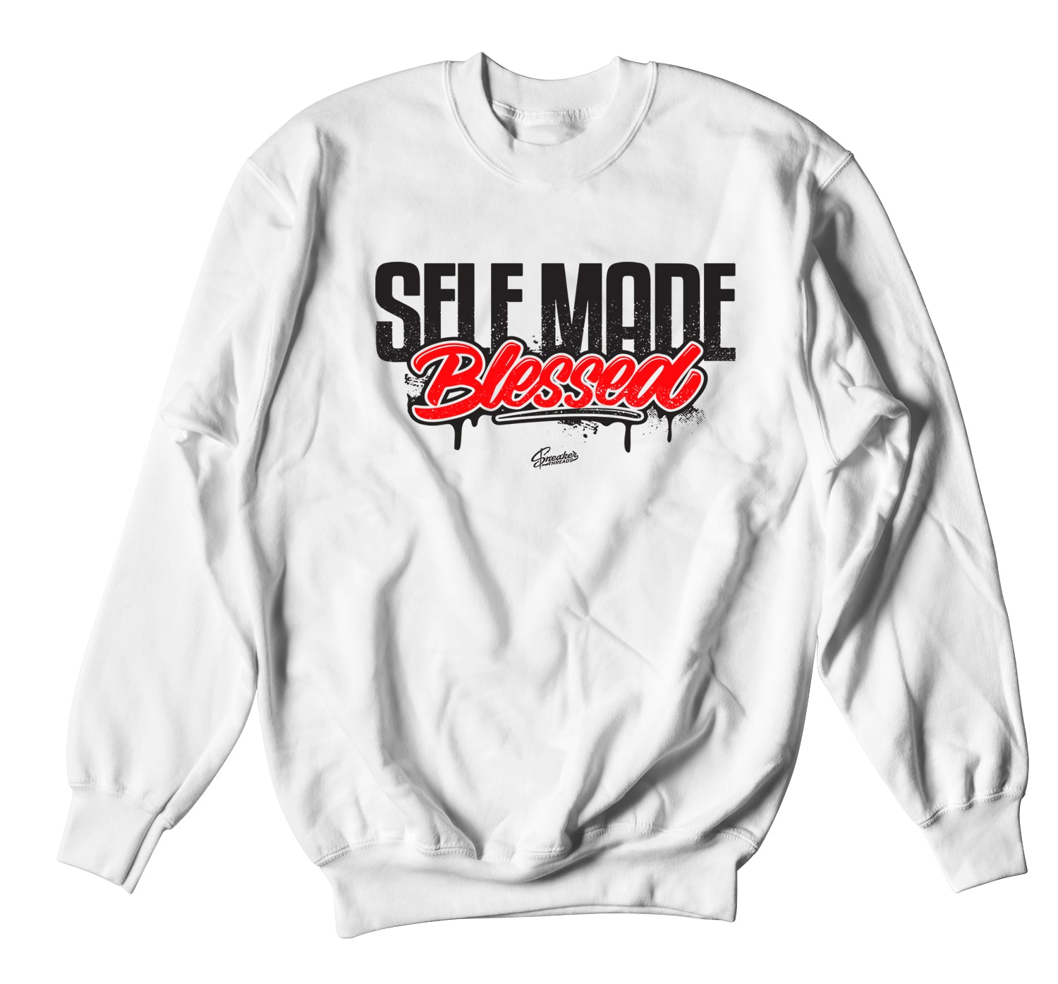 crewneck for men made to match with the foamposite
